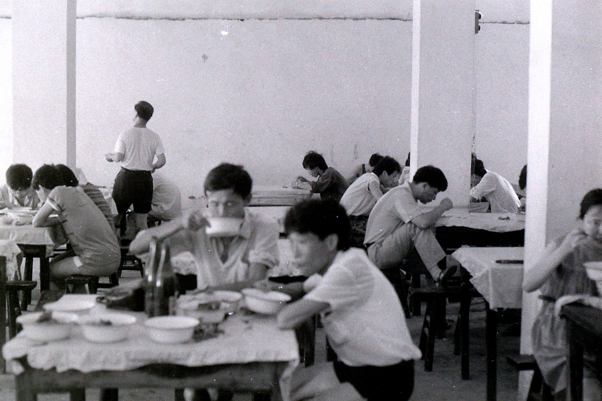 19/7/1989: 14: teacher's dining hall