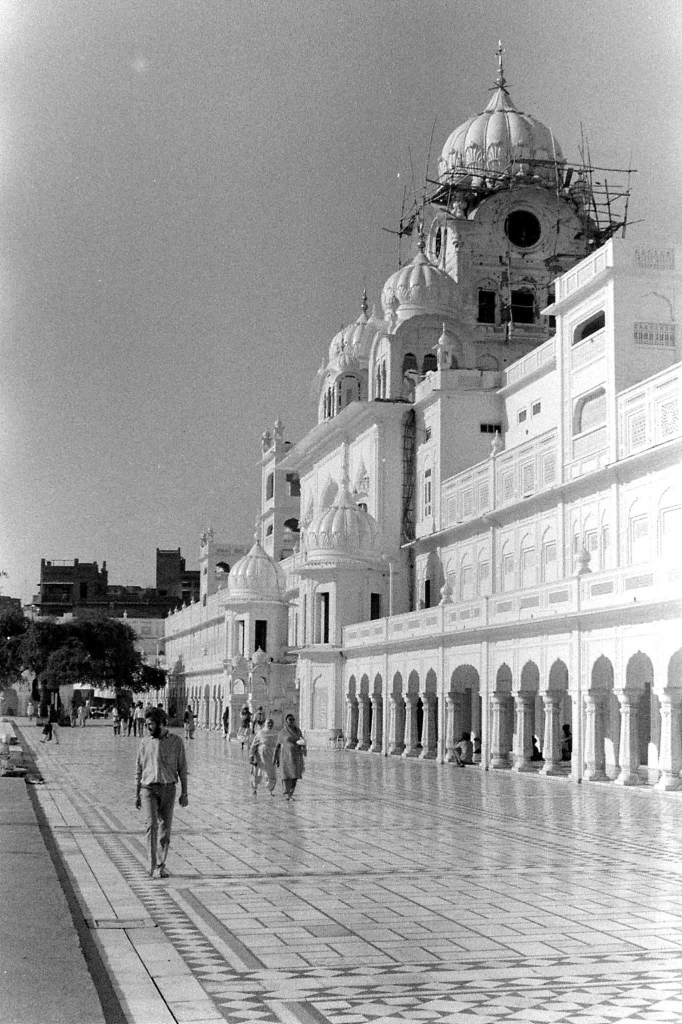 17/11/1989: 4: Amritsar Golden Temple
