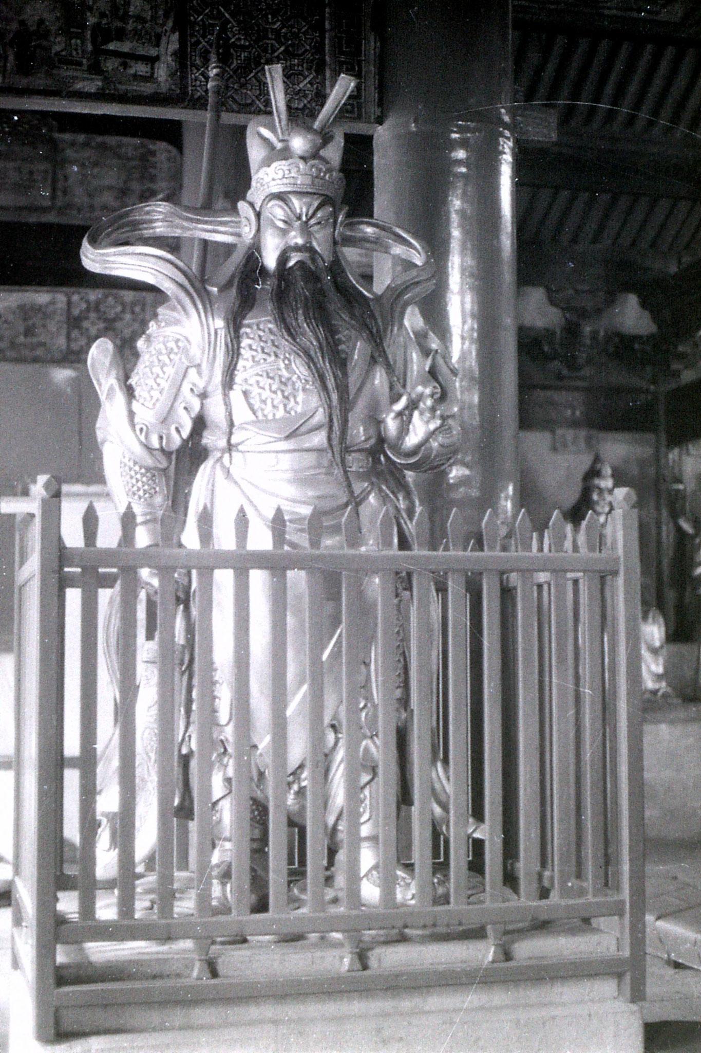 24/7/1989: 30: Putuo, Puyi Si
