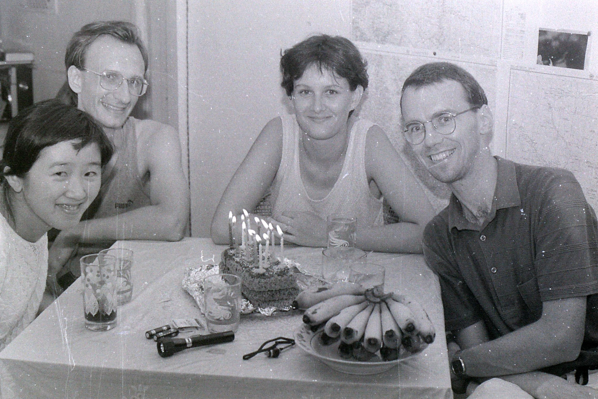 20/7/1989: 19: PDD, Boquets and R