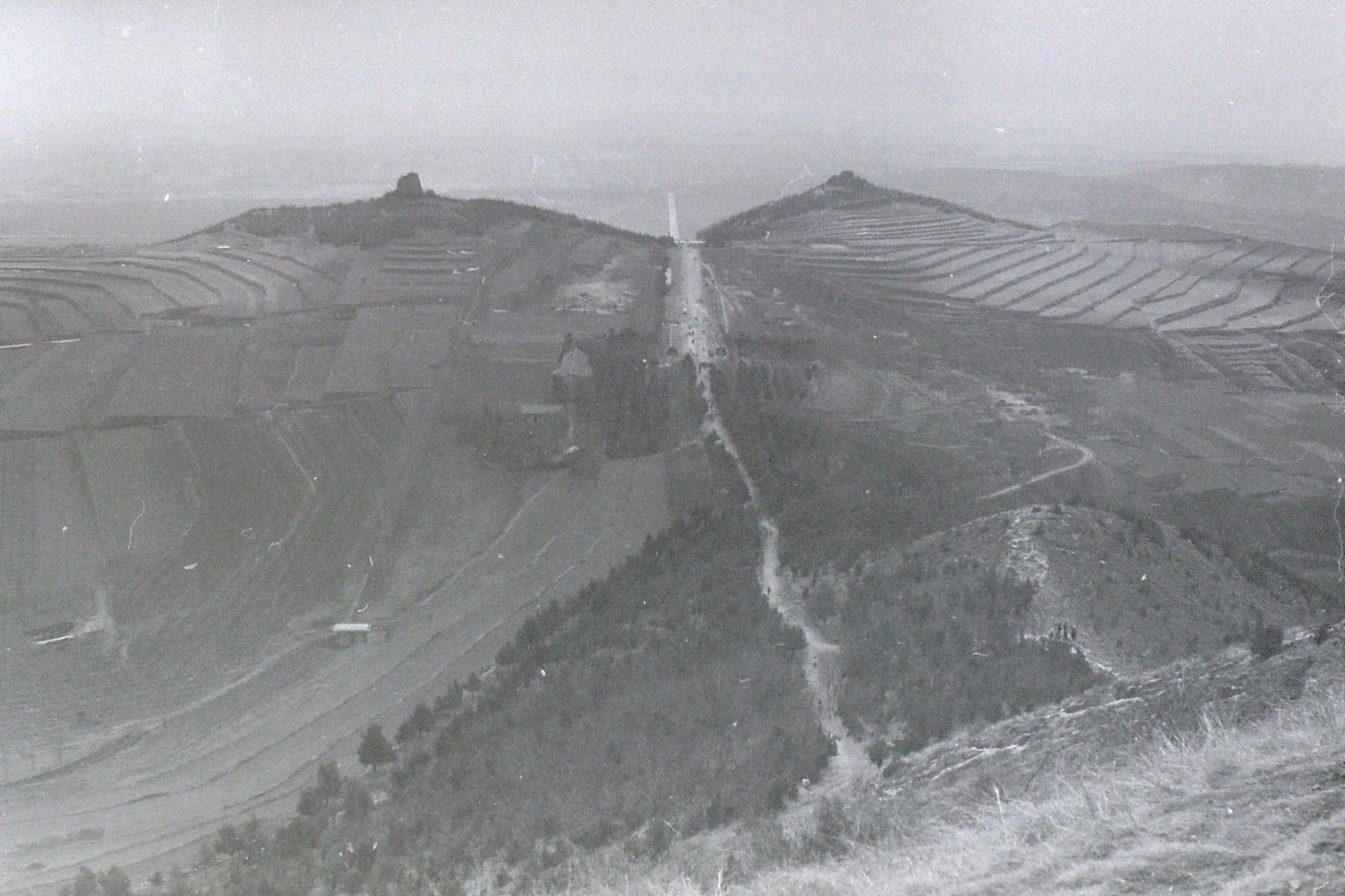 7/3/1989: 24: Xianyang tombs