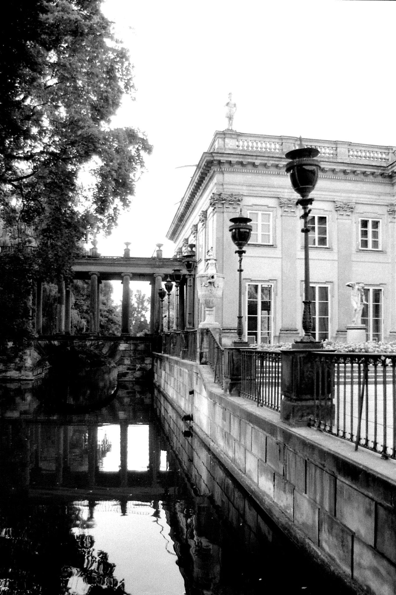 21/8/1988: 10: Lazienkowski Palace