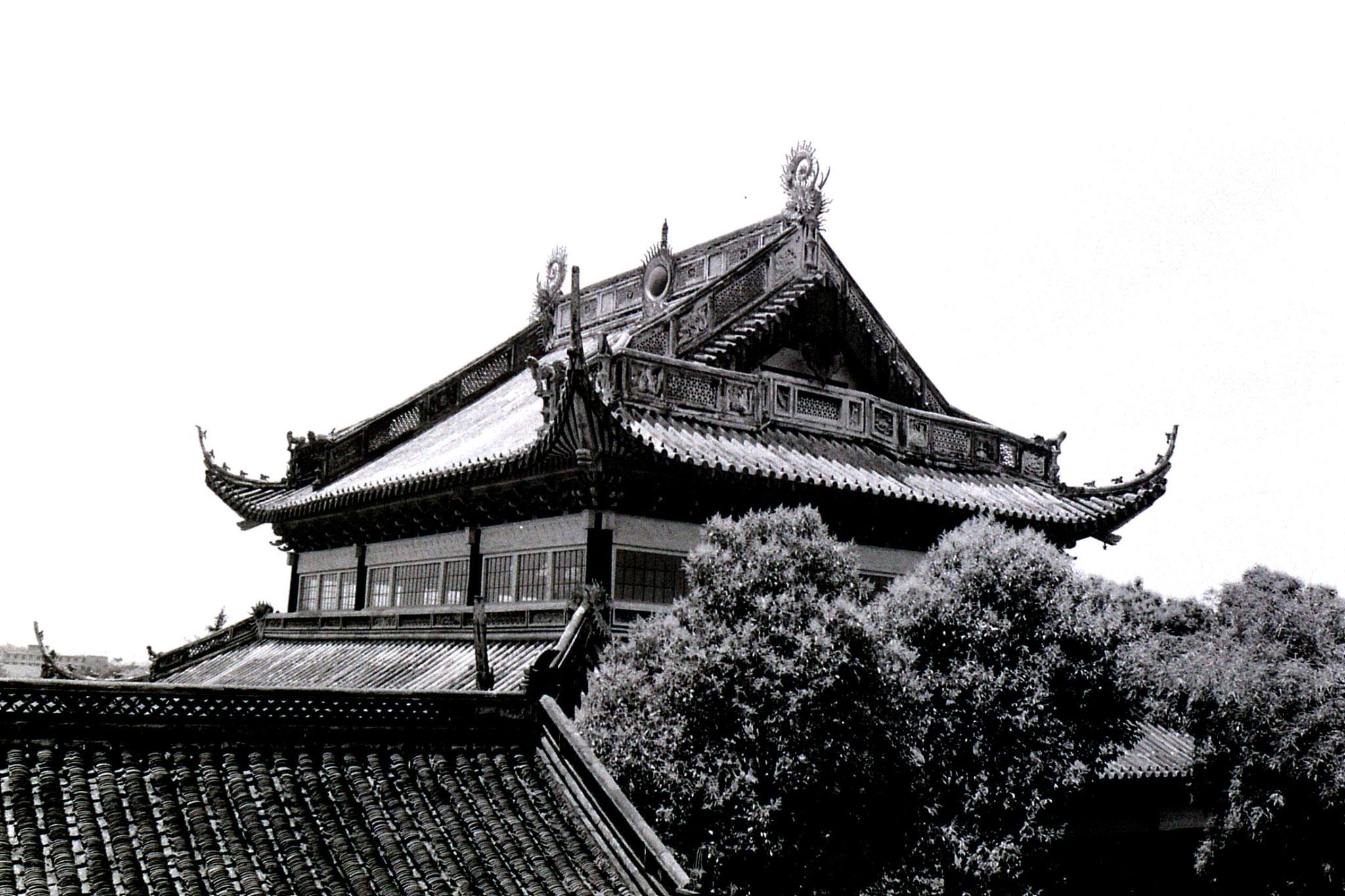3/6/1989: 20: Shaoxing Daya Lin temple