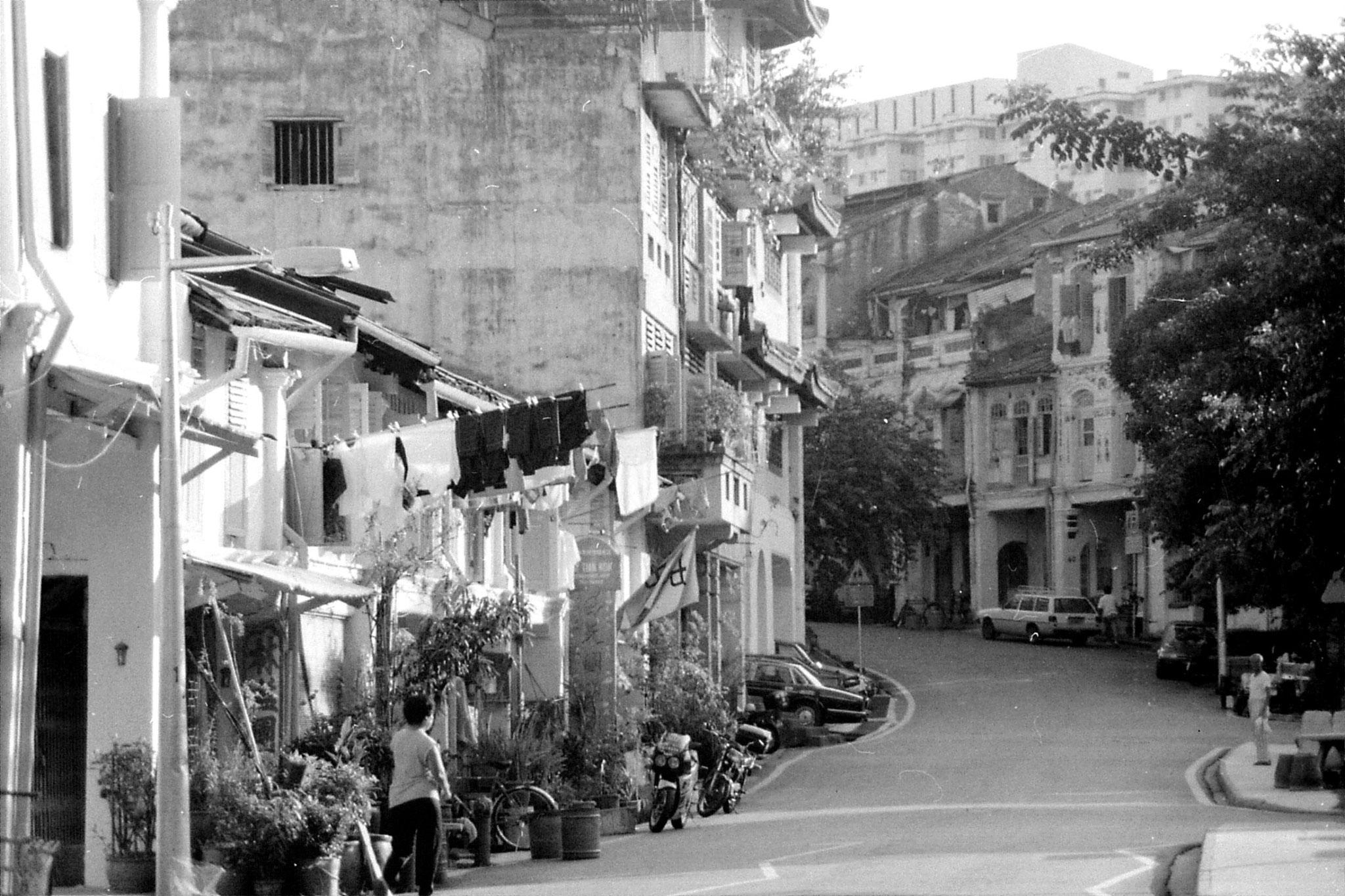 2/7/1990: 34: Singapore Chinatown