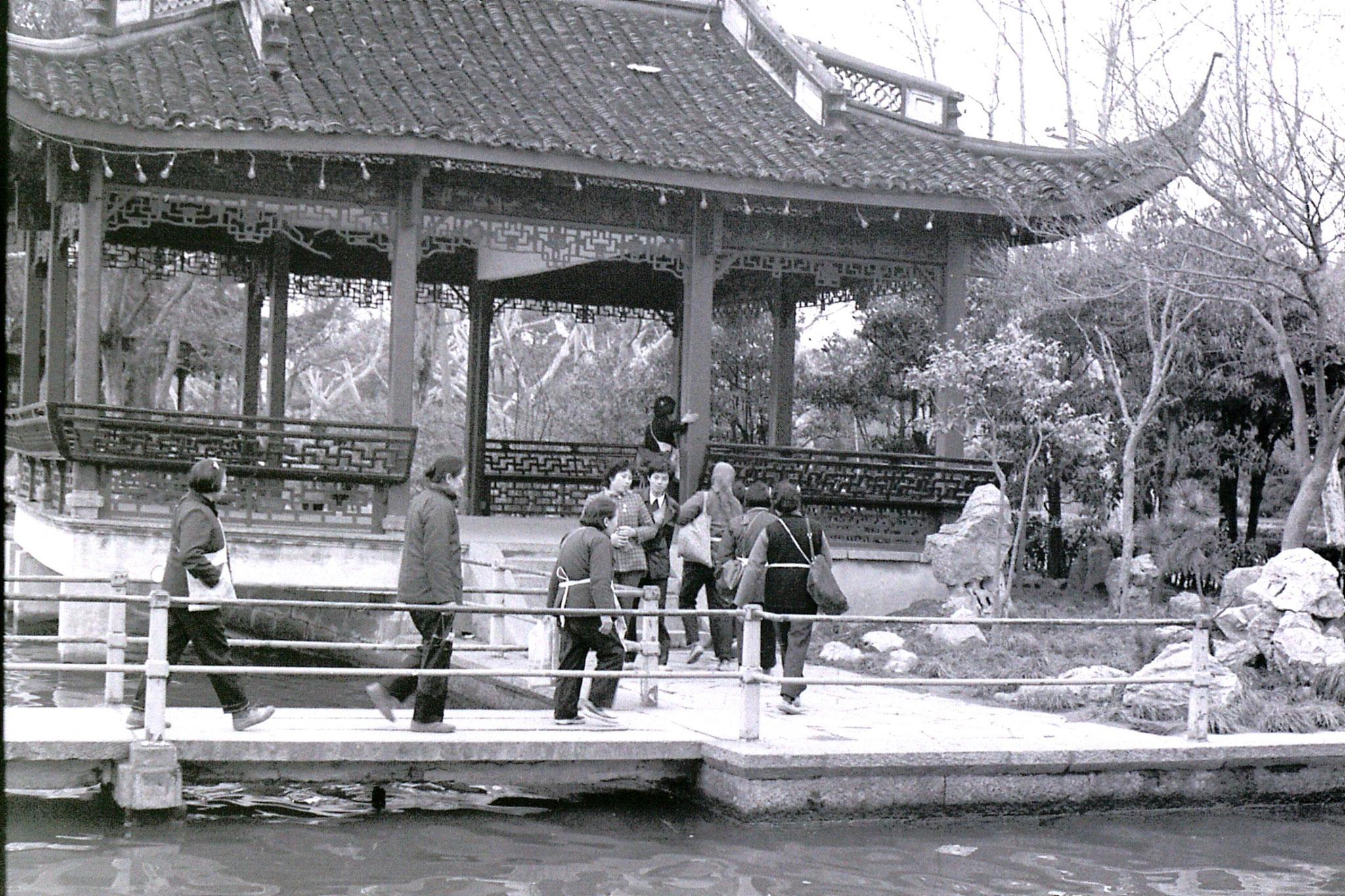 25/3/1989: 33: Hangzhou pilgrims