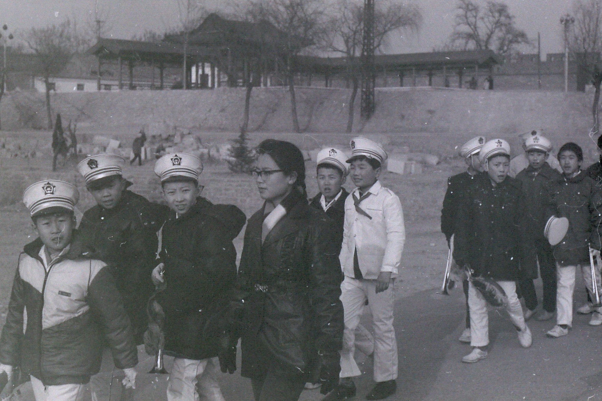 16/2/1989: 9: Weifang old city wall