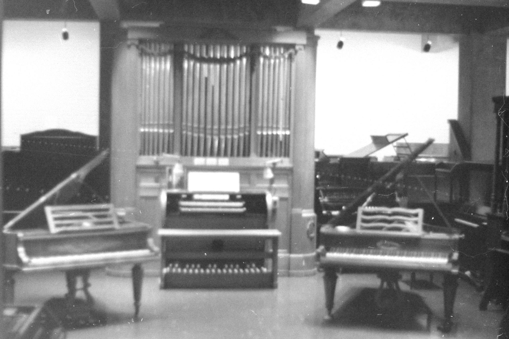 7/10/1988: 29: Sibelius museum, Turku