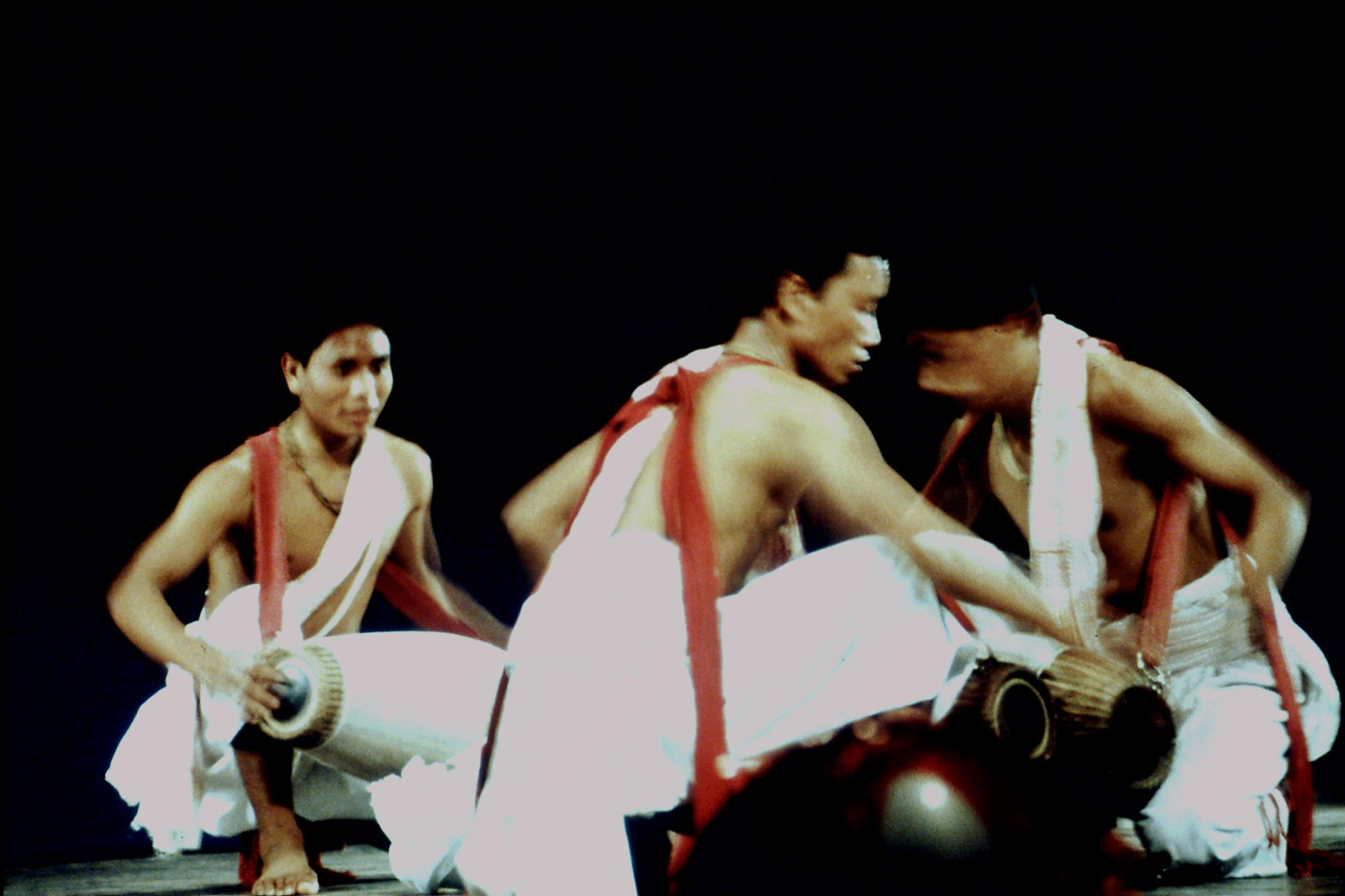 114/16: Imphal - Nehru Manipur Dance Academy show
