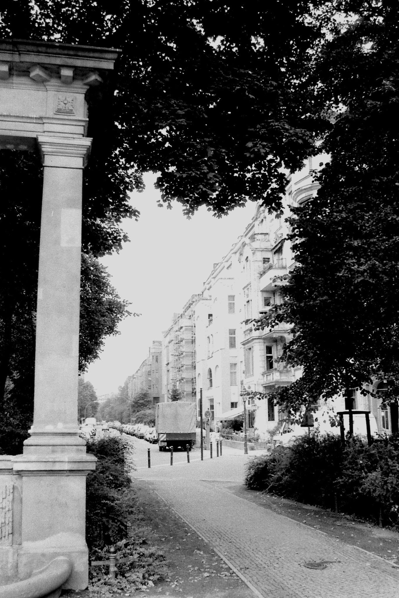18/8/88: 4: Arndt home Berlin