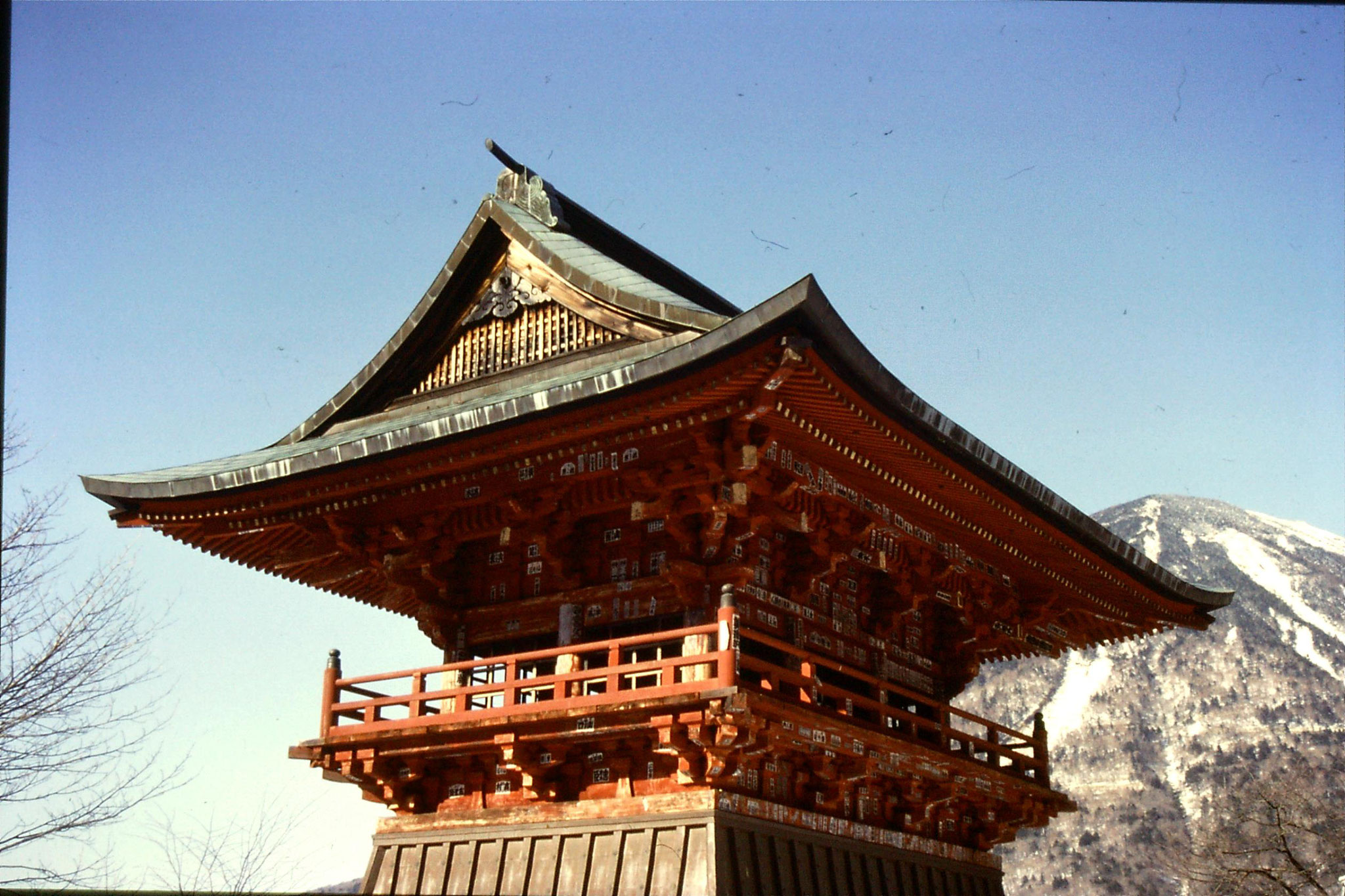 30/1/1989: 10: Tachikikannon Temple