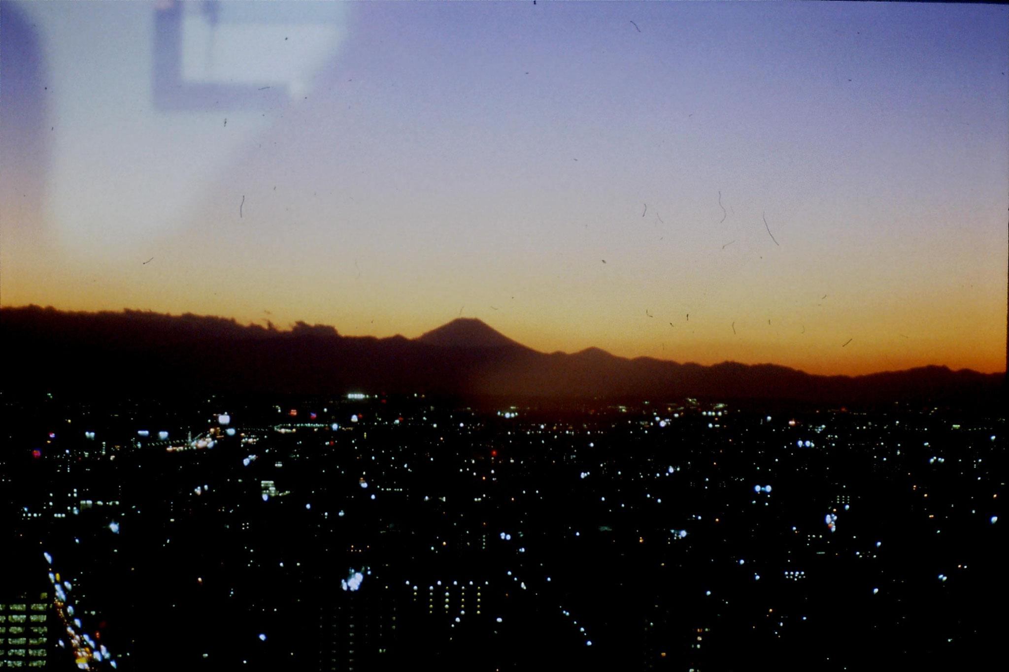 28/12/1988: 29: Tokyo & Fuji