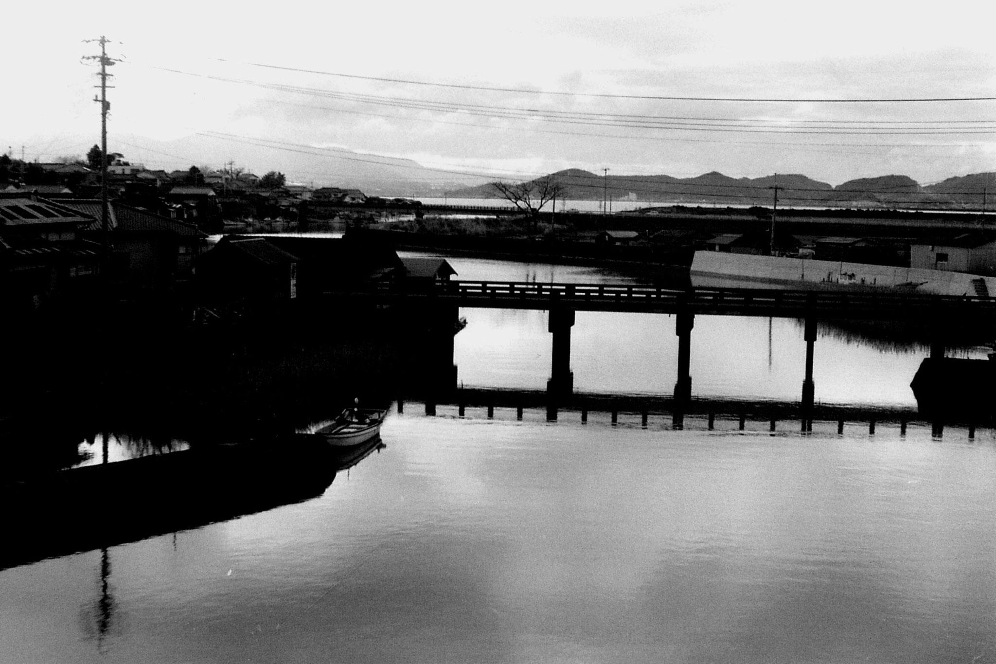 21/1/1989: 1: en route Nagasaki to Kumamoto 10.40 nr Isahaya