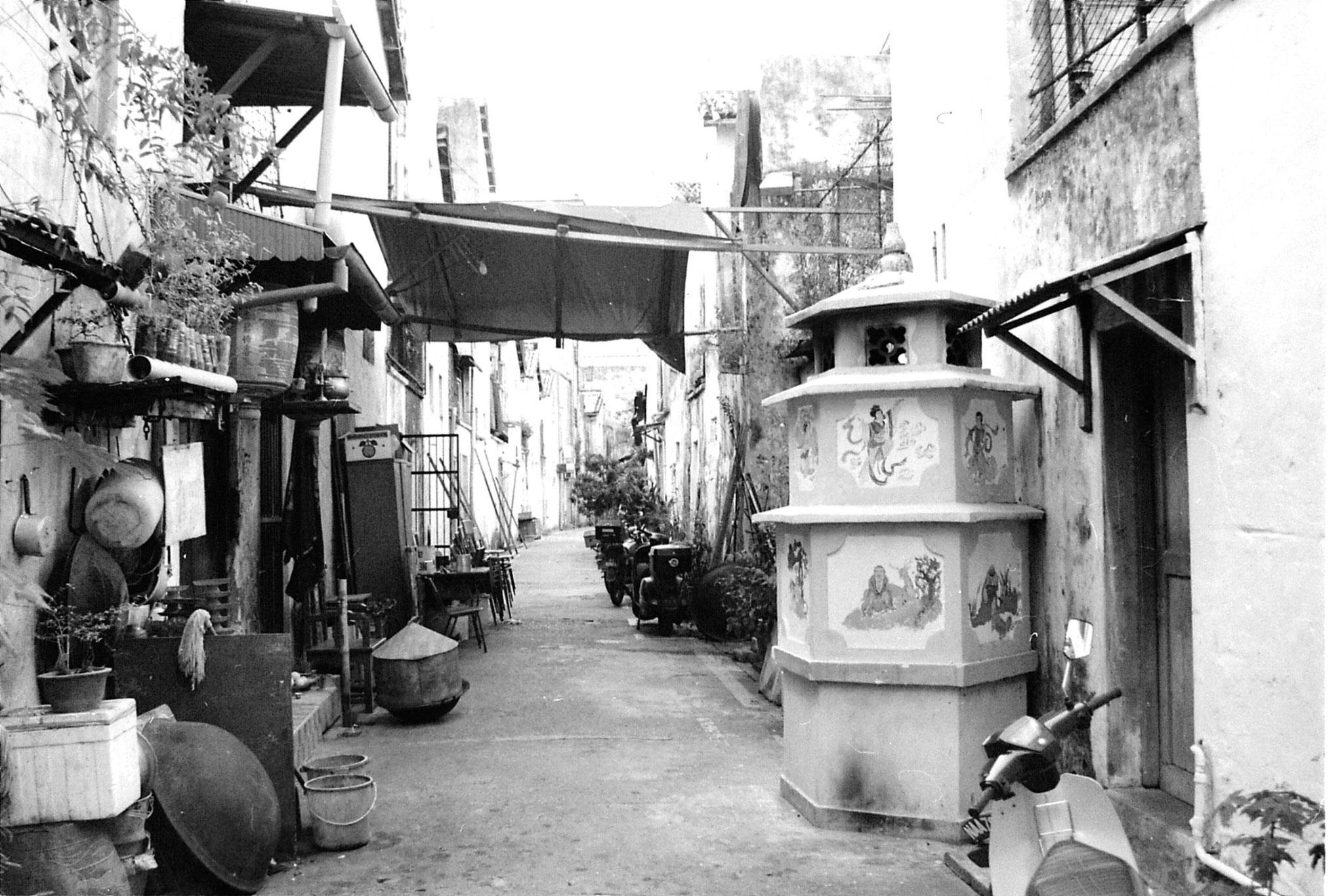 2/7/1990: 27: Singapore Chinatown