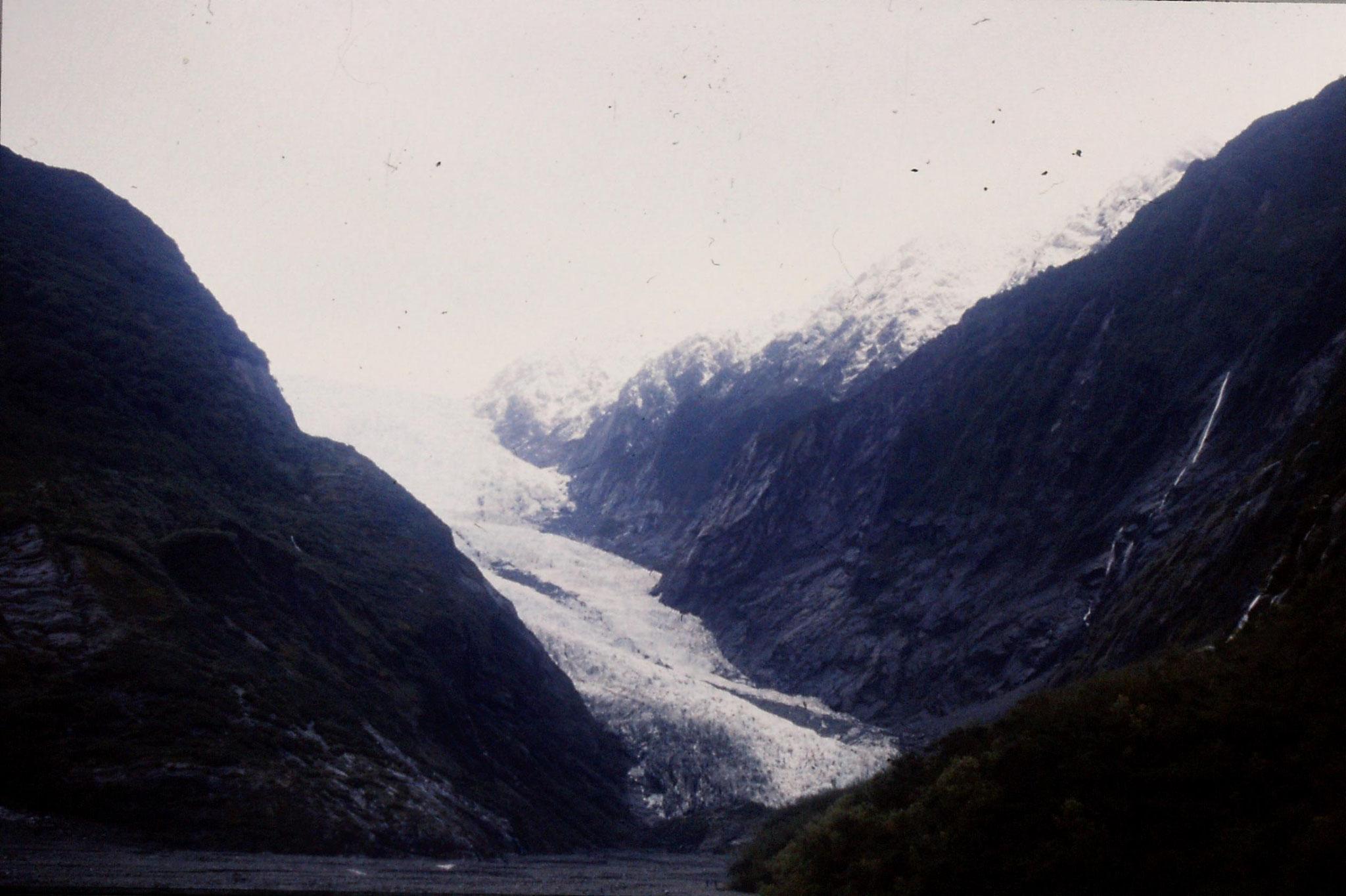 22/8/1990: 32: Franz Joseph Glacier