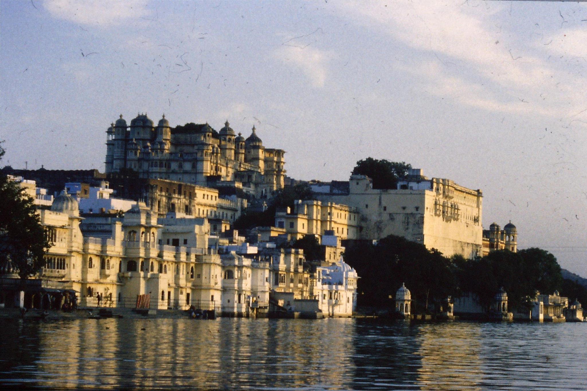 7/12/1989: 22: Udaipur Palace Museum