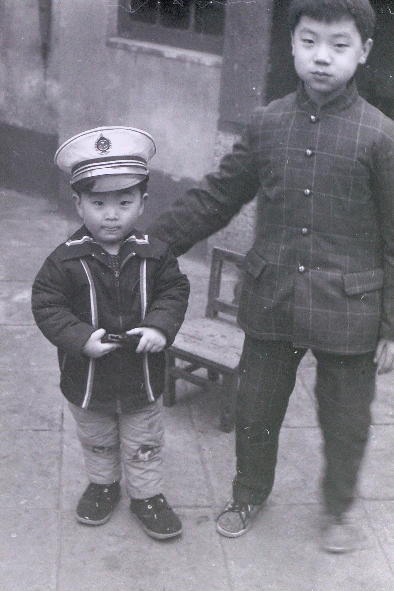 15/2/1989: 1: Liu Bo's village