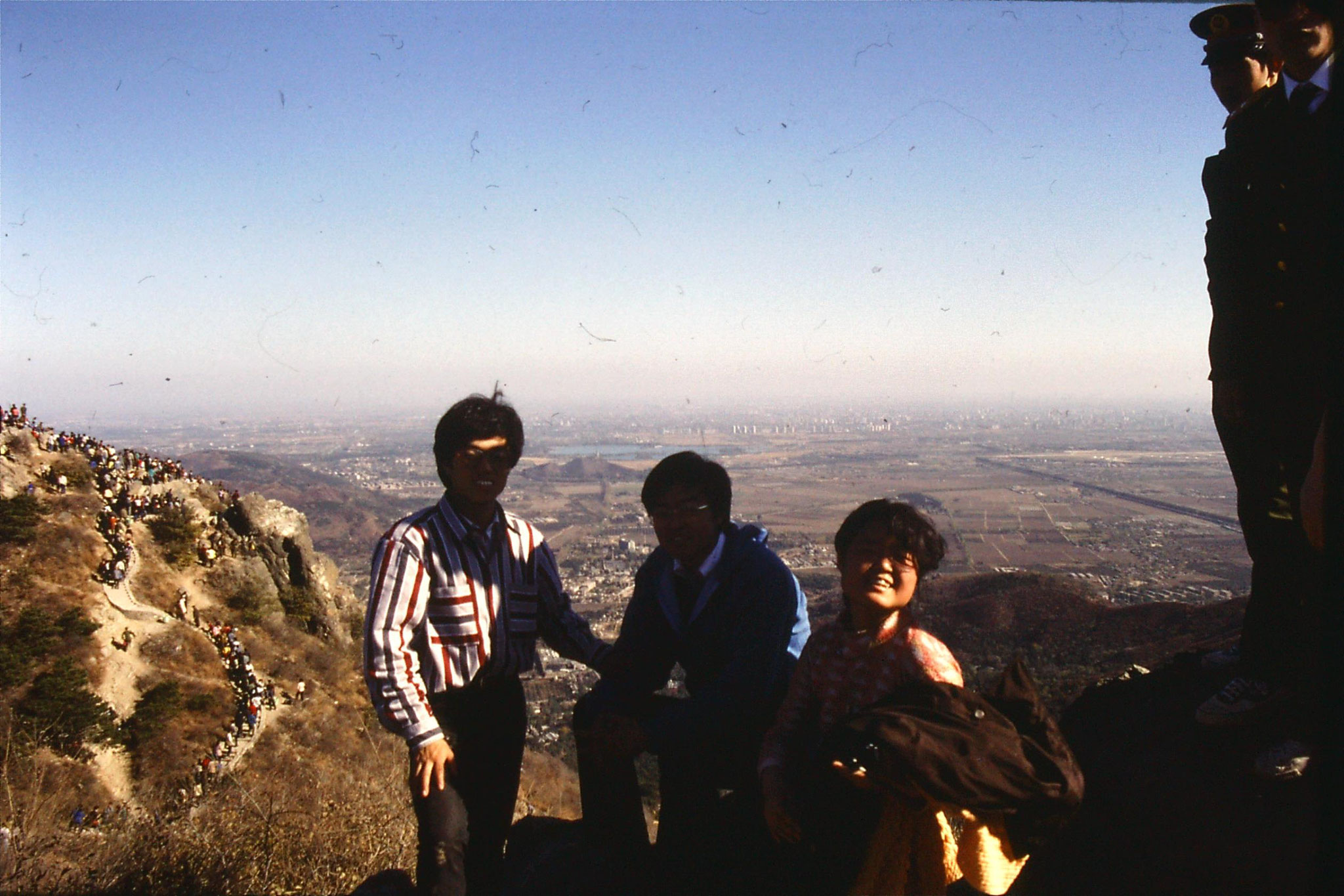 6/11/1988: 32: outing to Xiangshan