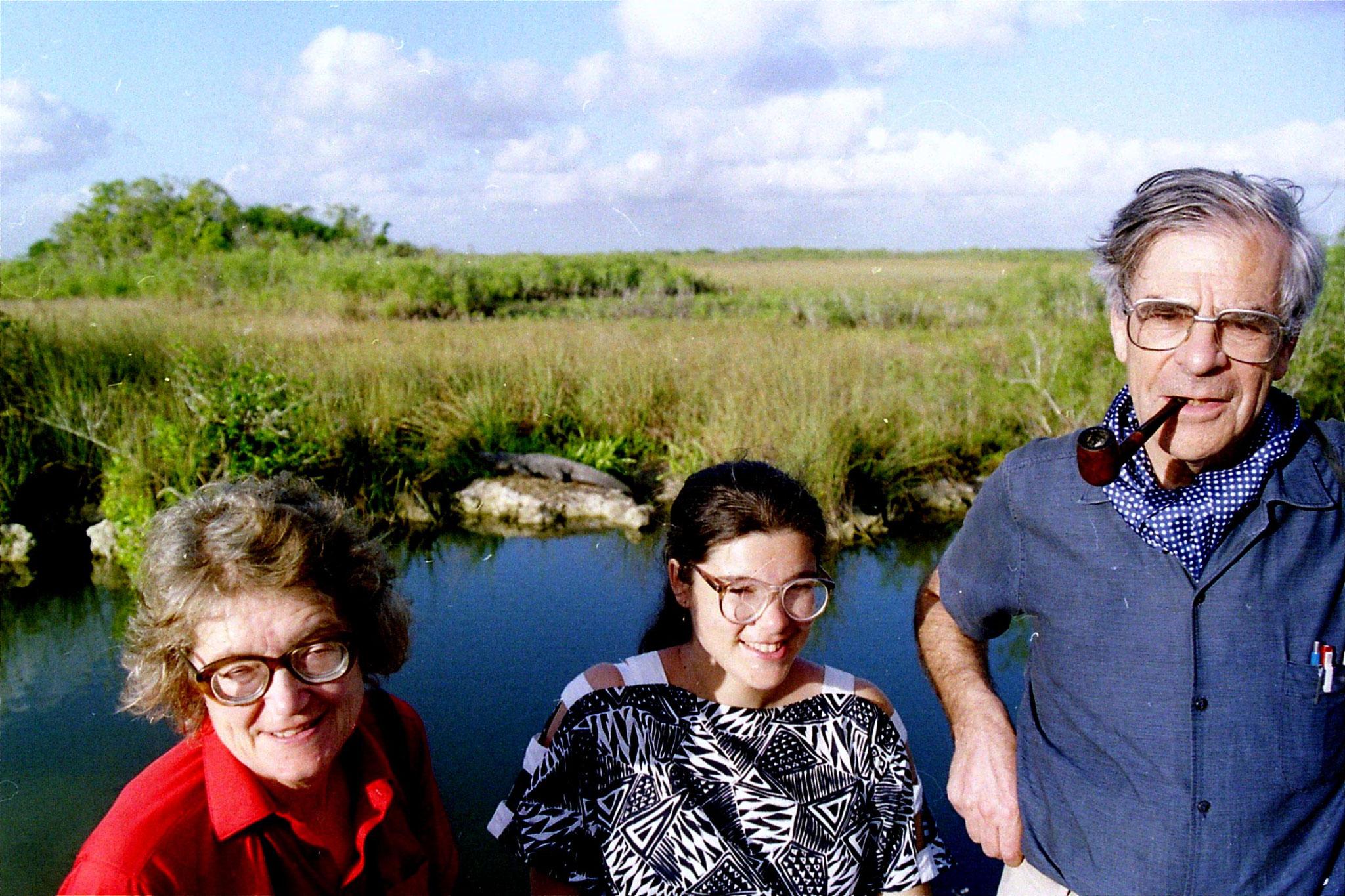Florida 1991, Valerie, E & Uli