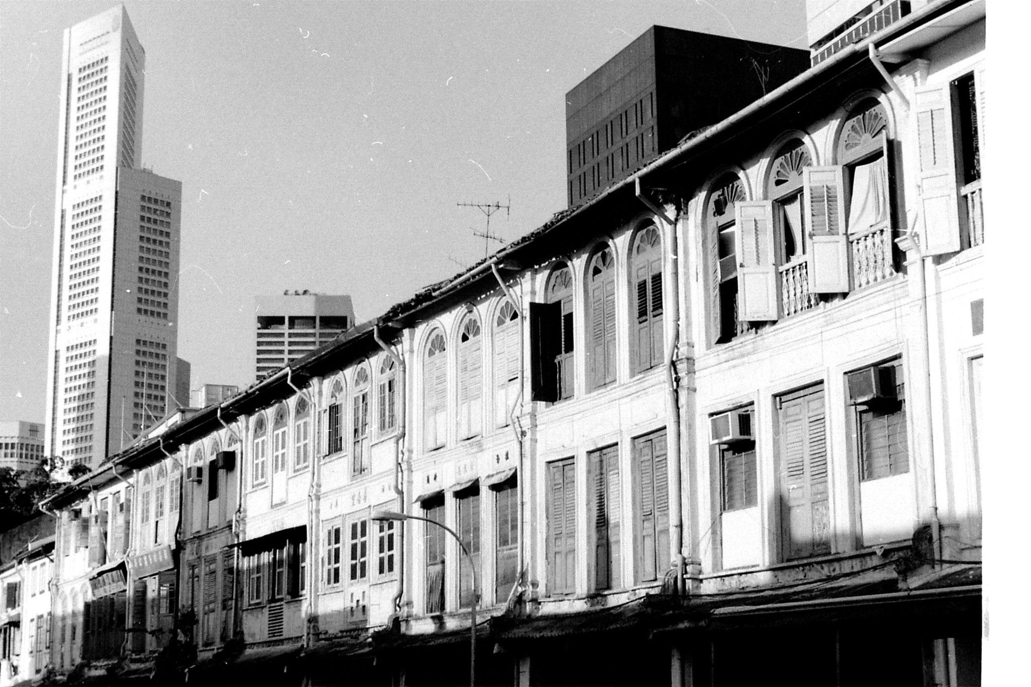 2/7/1990: 31: Singapore Chinatown