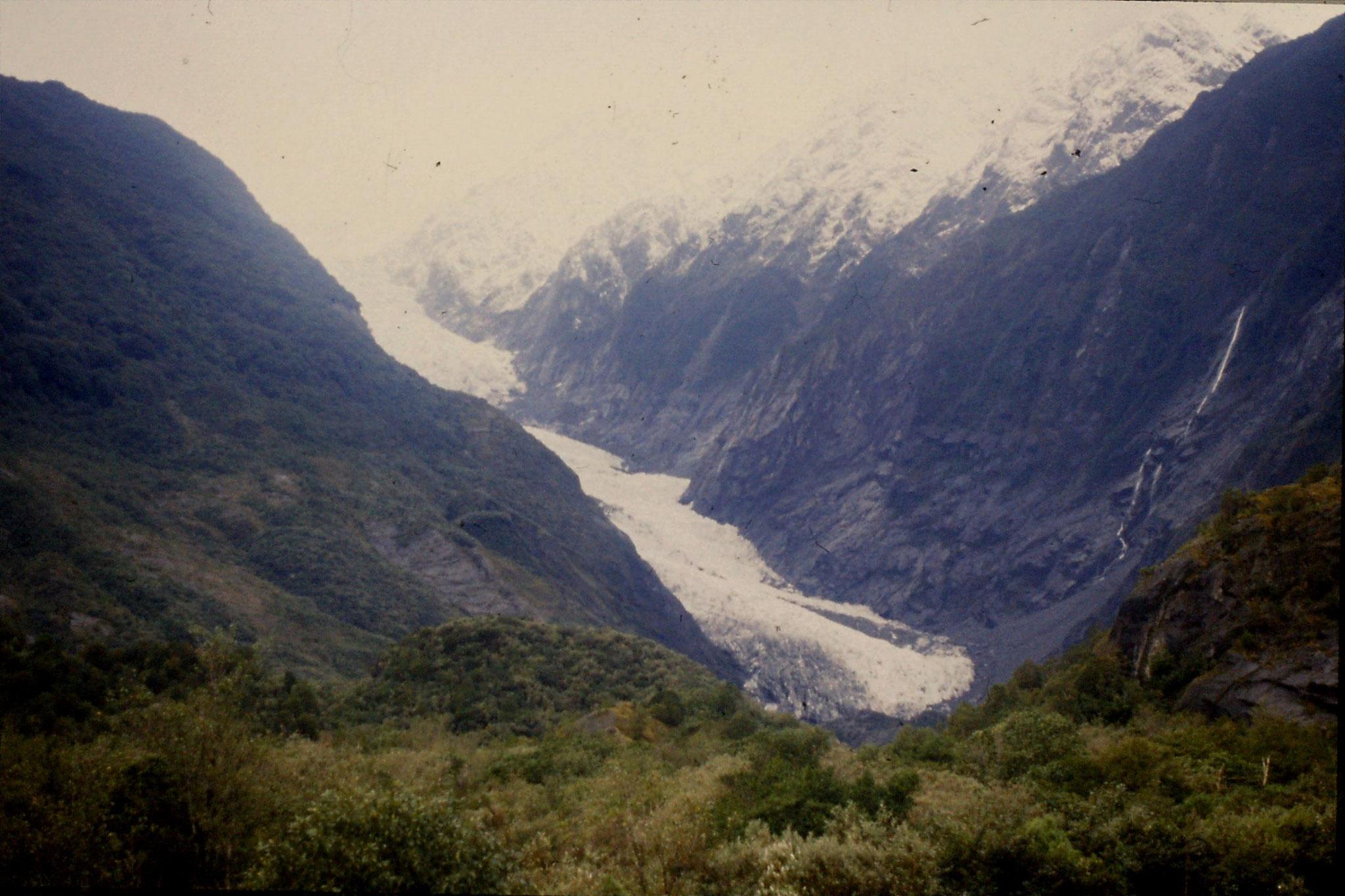 22/8/1990: 31: Franz Joseph Glacier