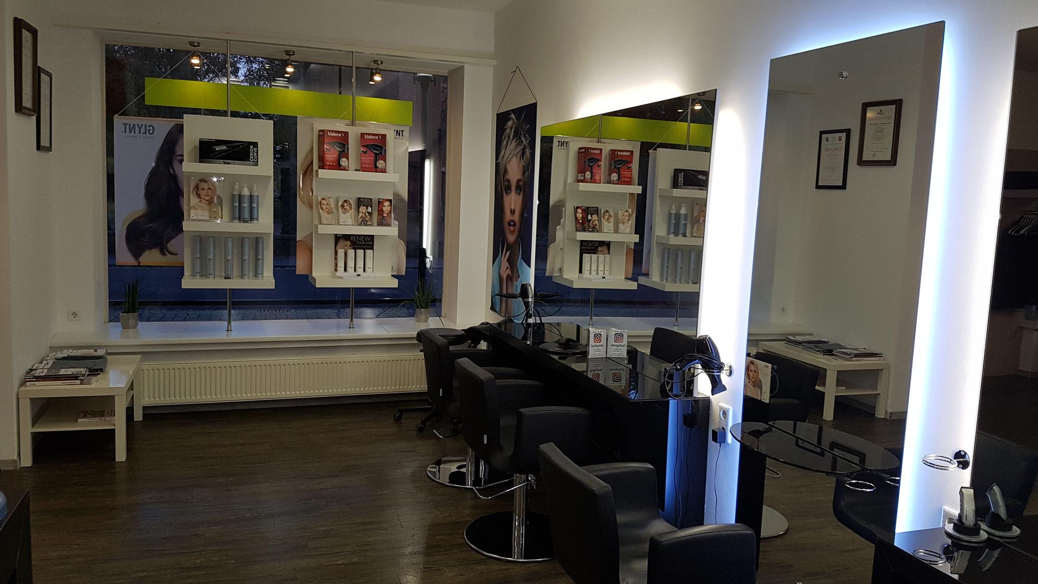 Der Salon - Rainer Moormann Haardesign