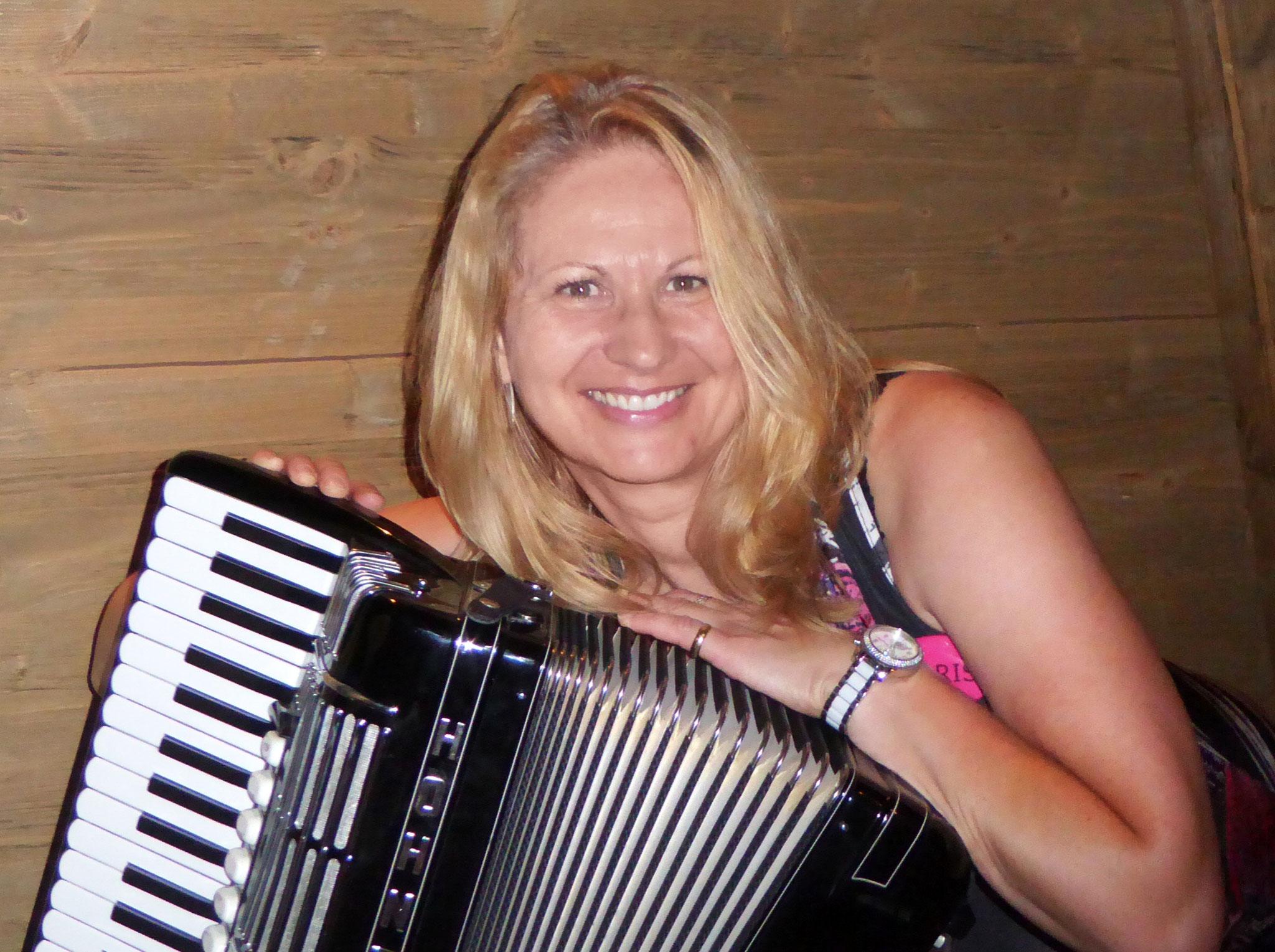 Doris Schaub (1. Stimme)