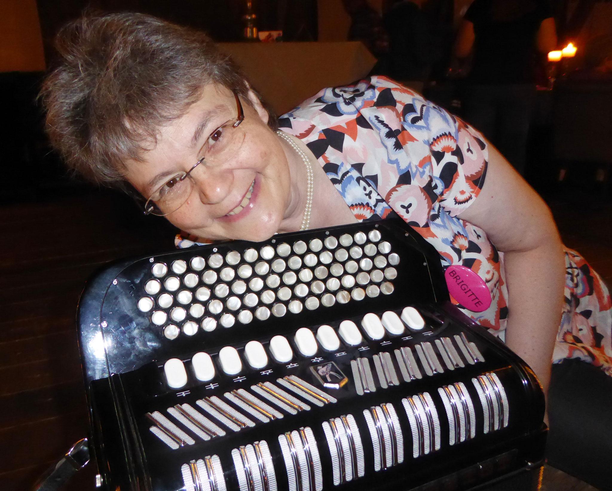 Brigitte Sutter (1. Stimme)