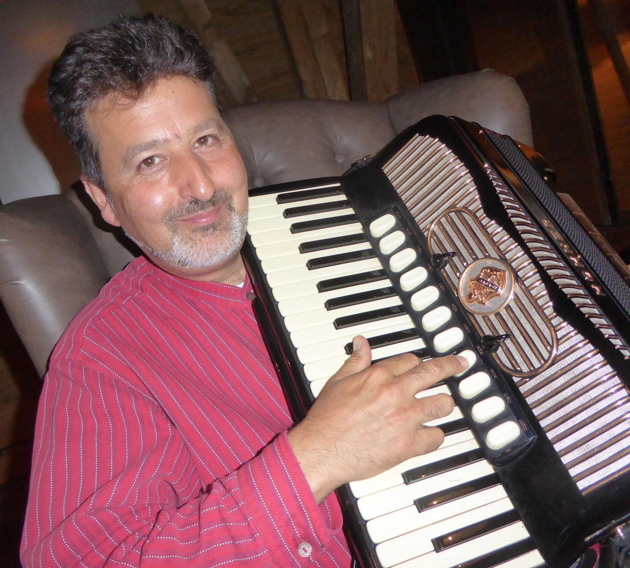 Hansruedi Sieber (2. Stimme)