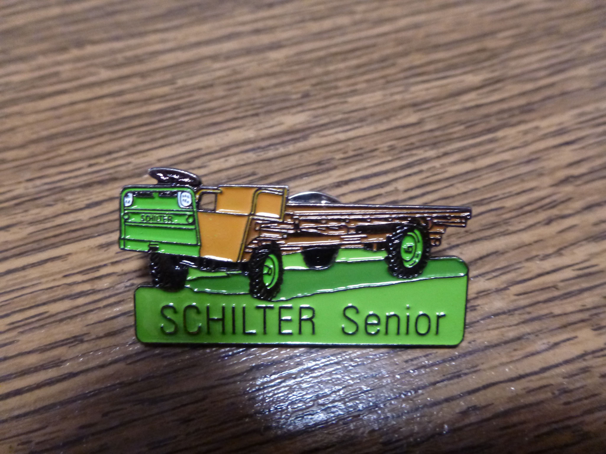 Pin Schilter senior
