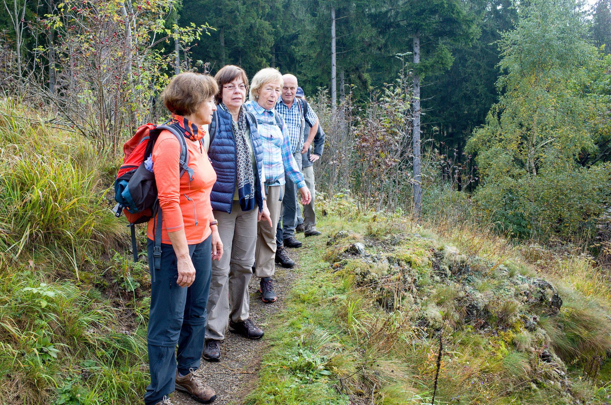 Harzüberquerung vom 24.09.-29.09.2017: Bodetal