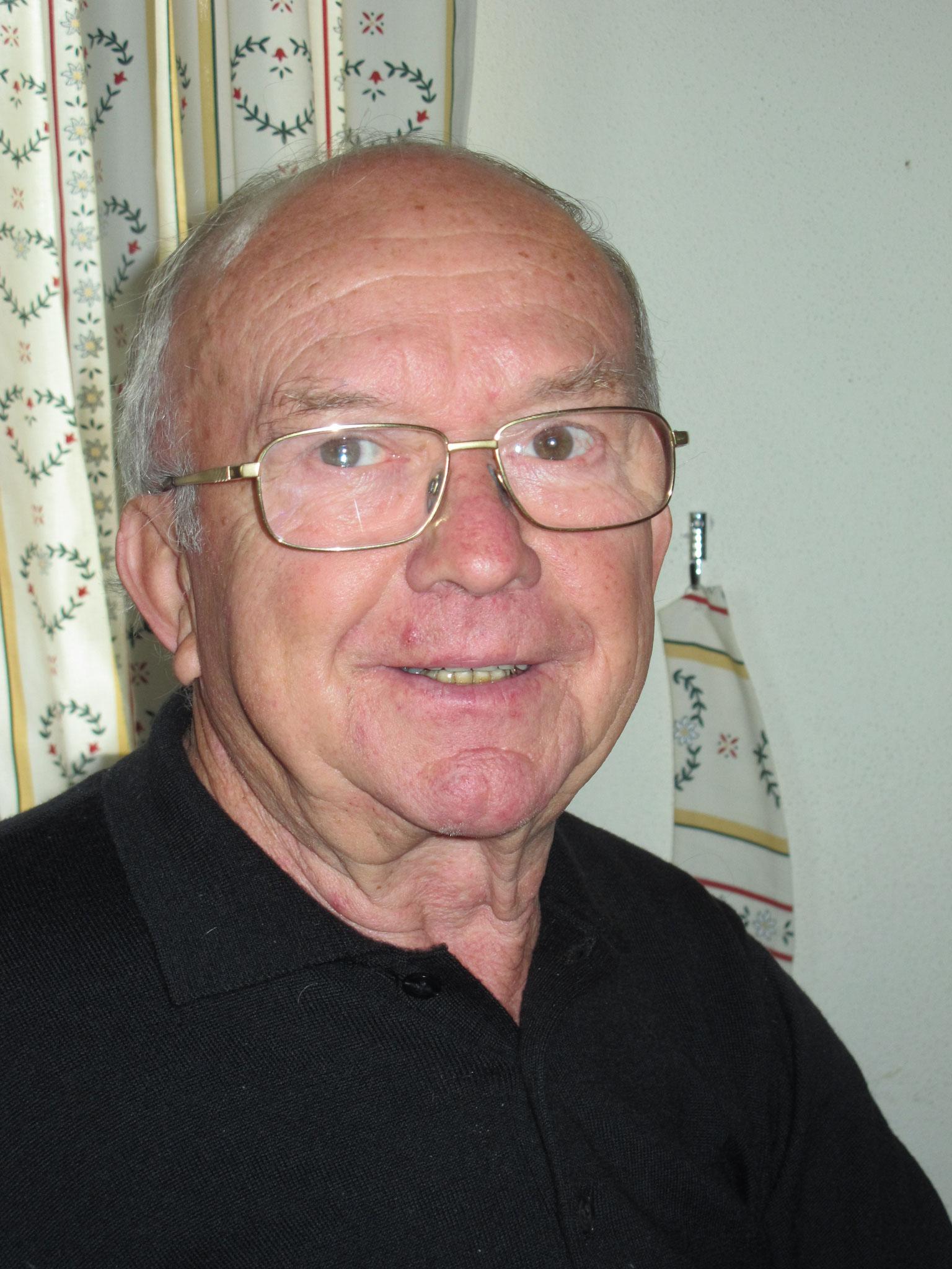 """Walter Horvath feiert einen """"runden Geburtstag""""."""