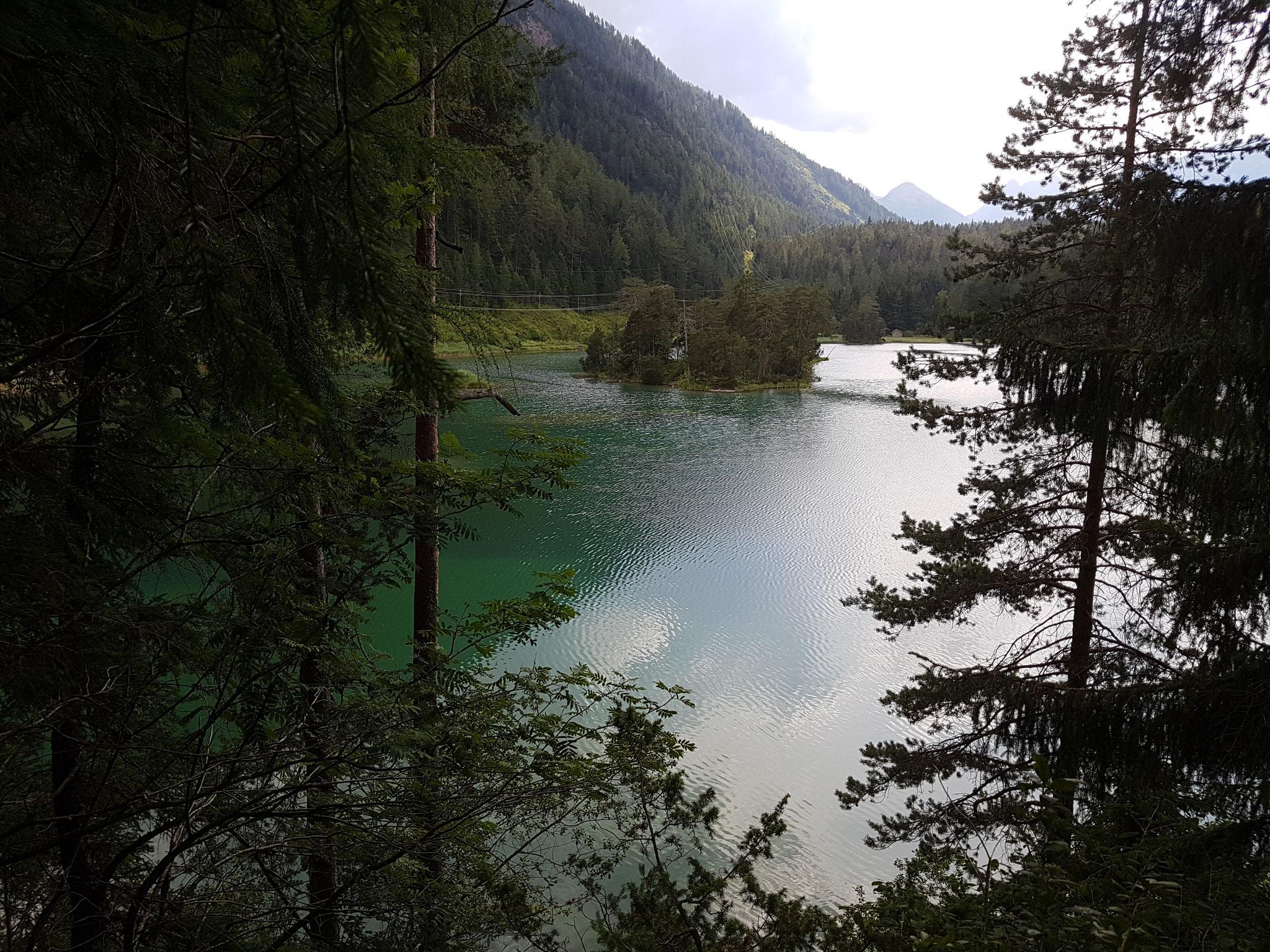 Weißensee Biberwier