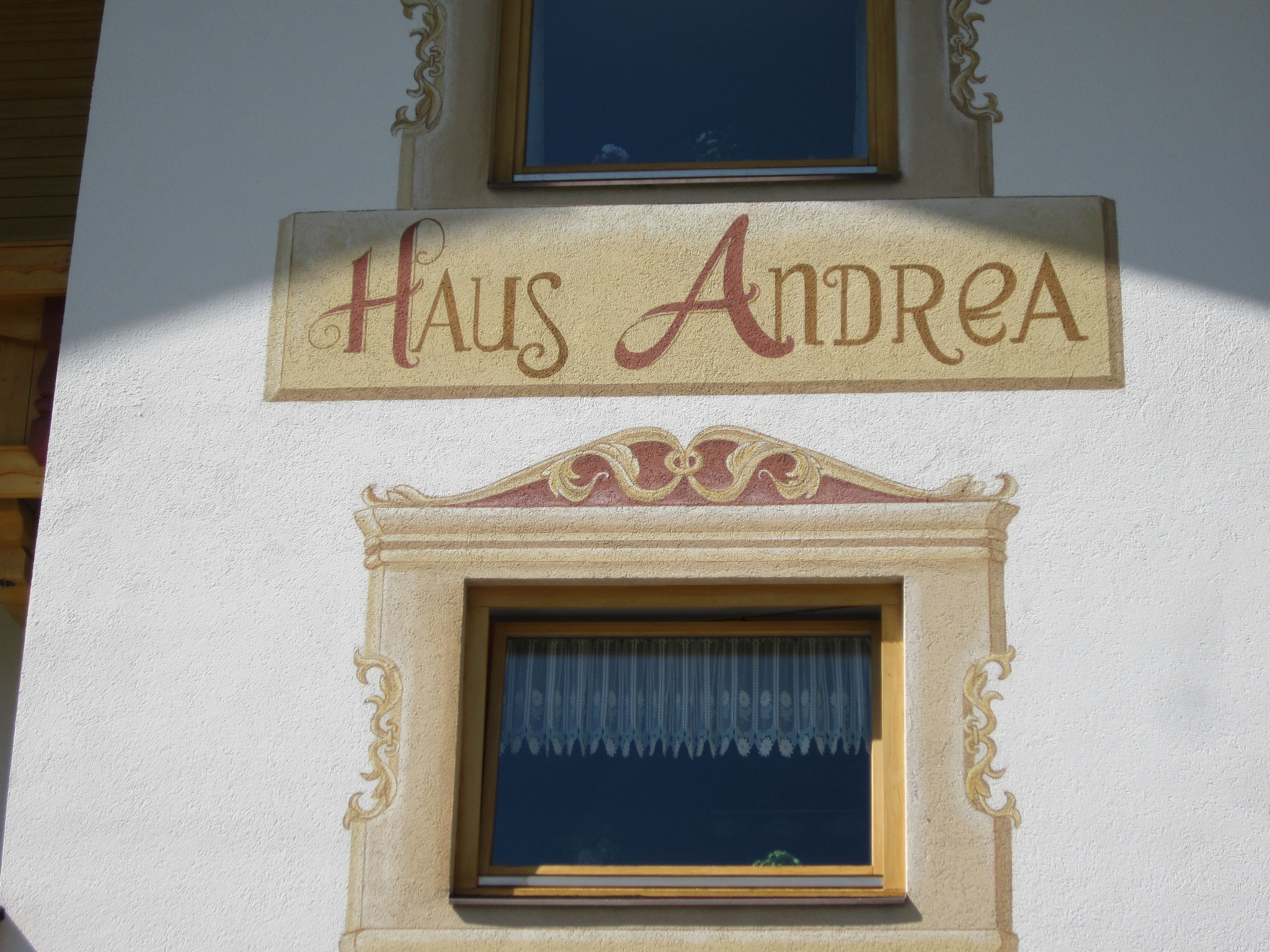 Haus Andrea ist Haus DoornBosch
