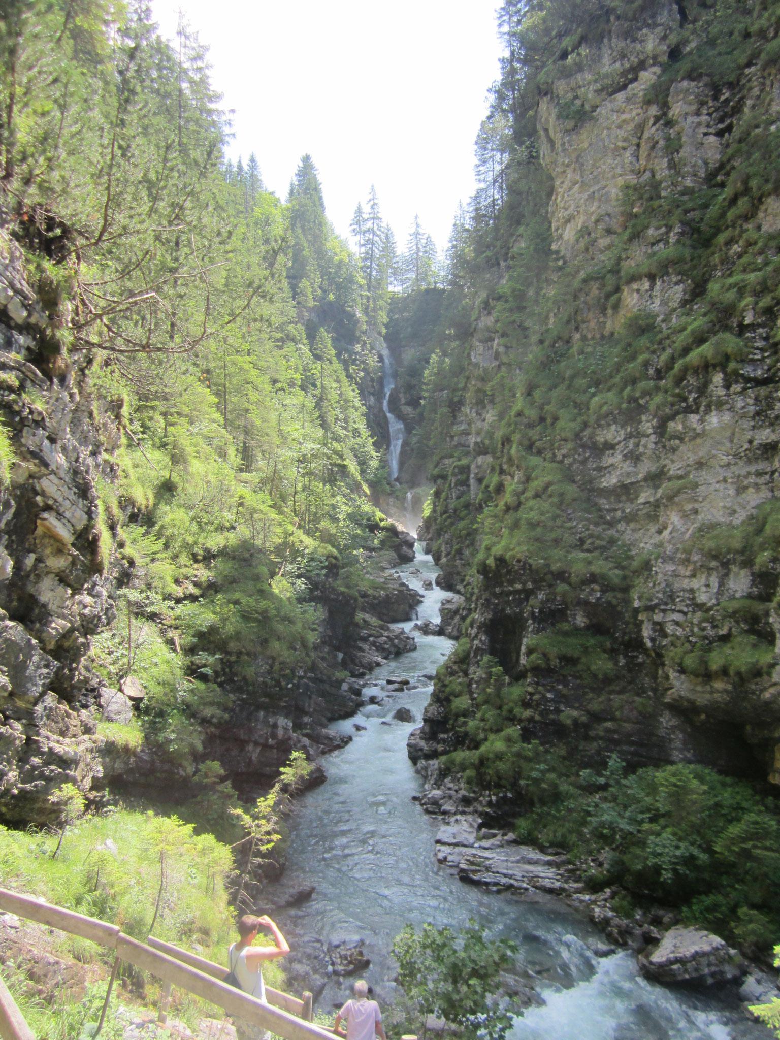 Rotlech Wasserfall