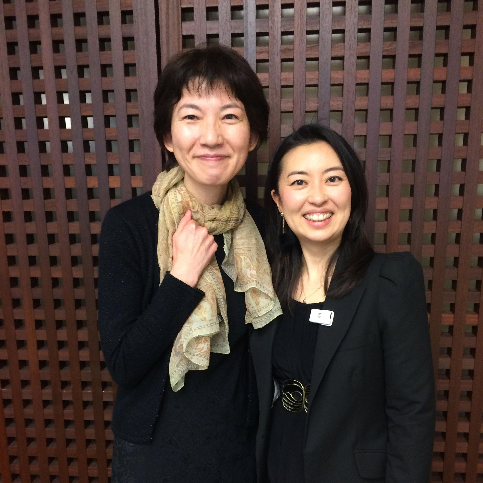 2018年1月IPAP日本セミナー@銀座会員制サロンにて