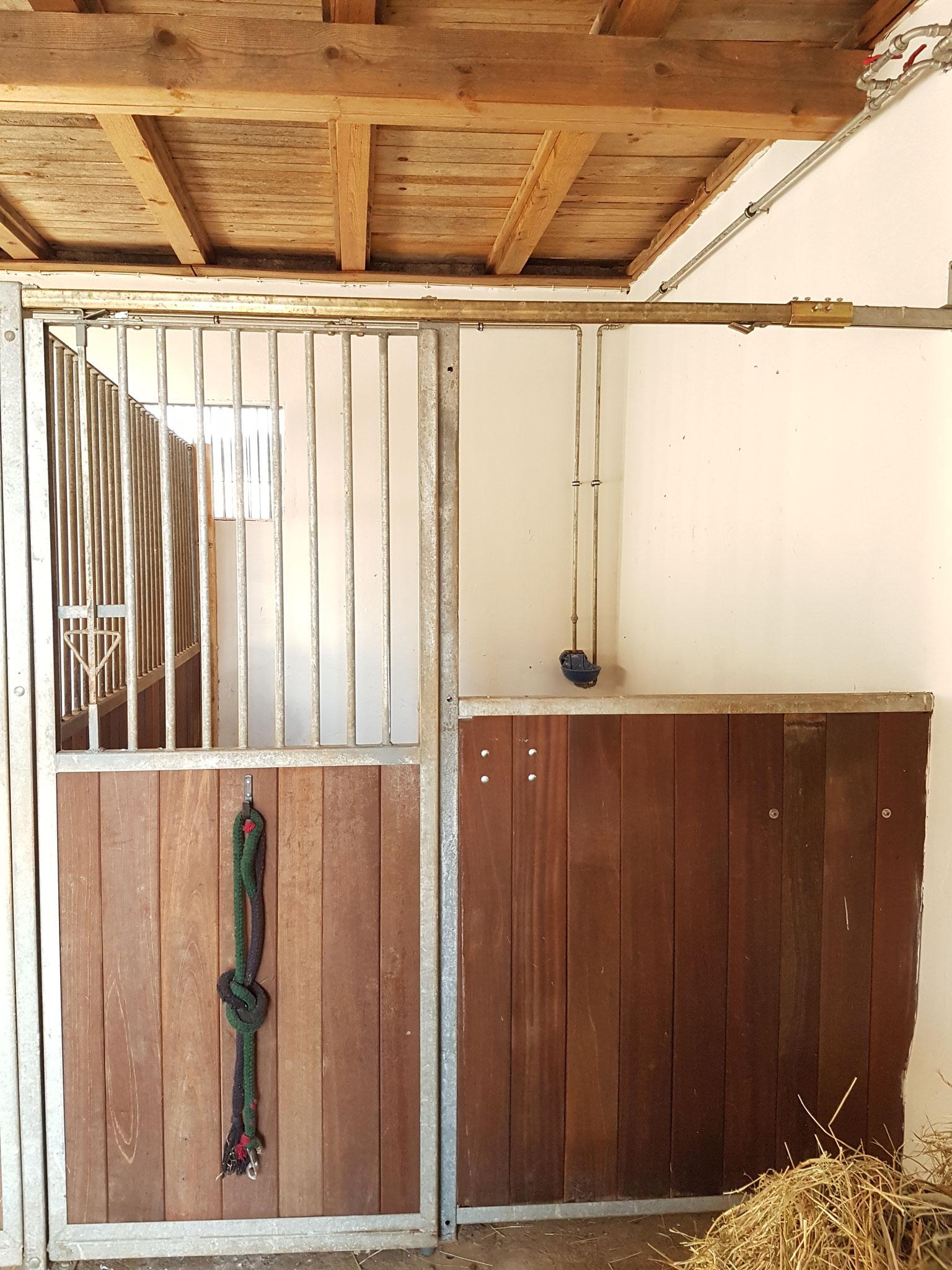 Kleiner Stall