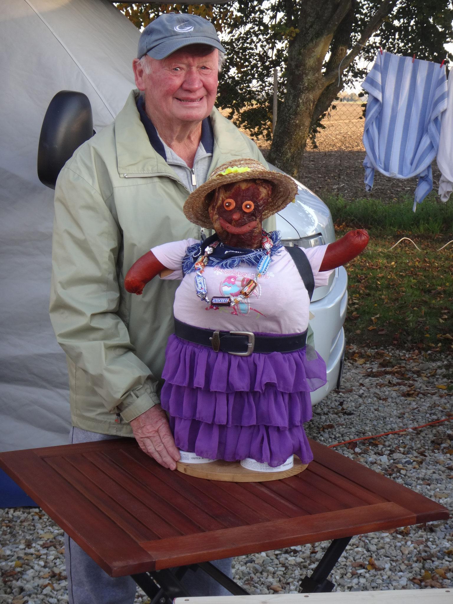 Opas neue Freundin