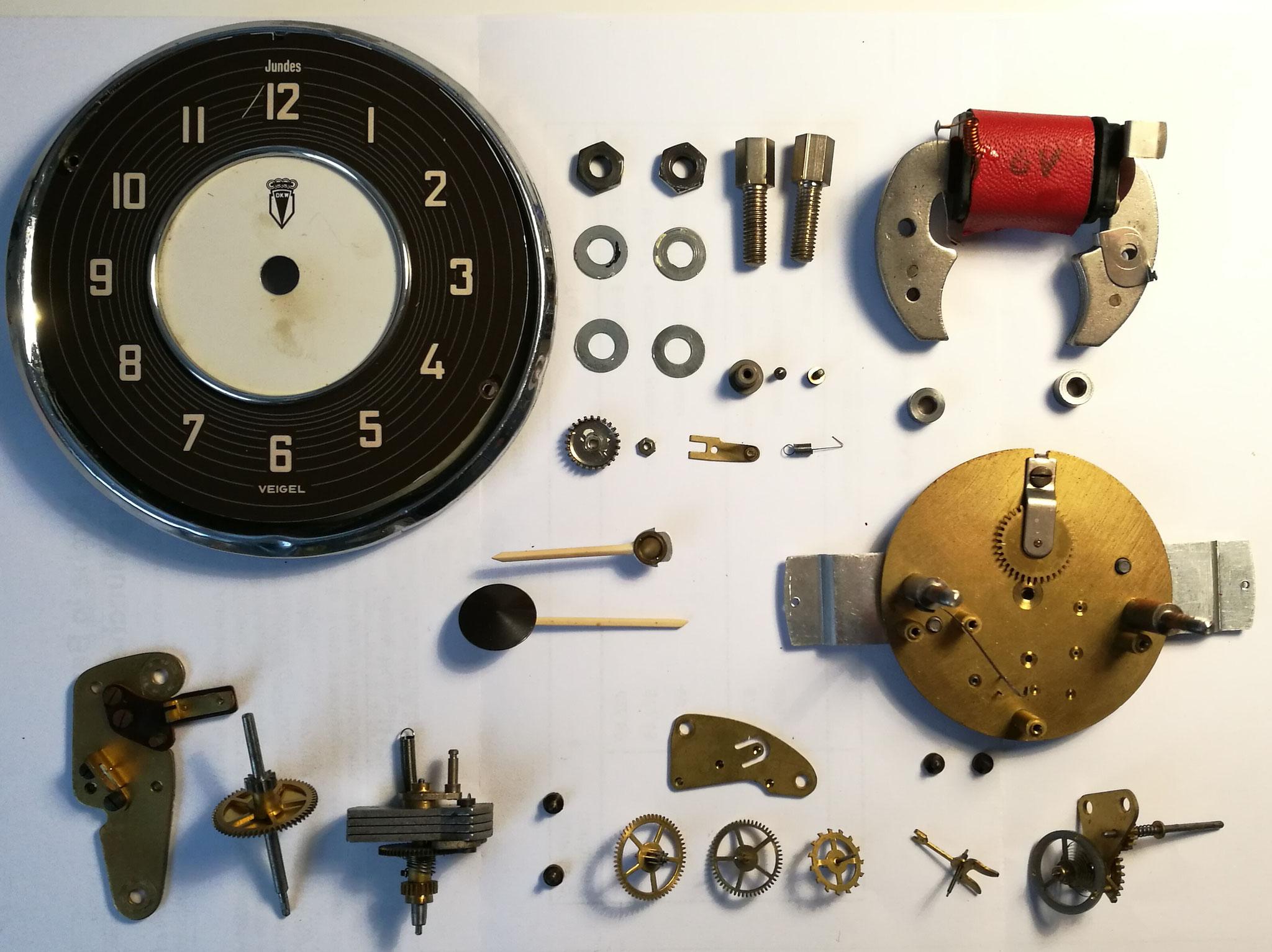 Veigel DKW Uhr
