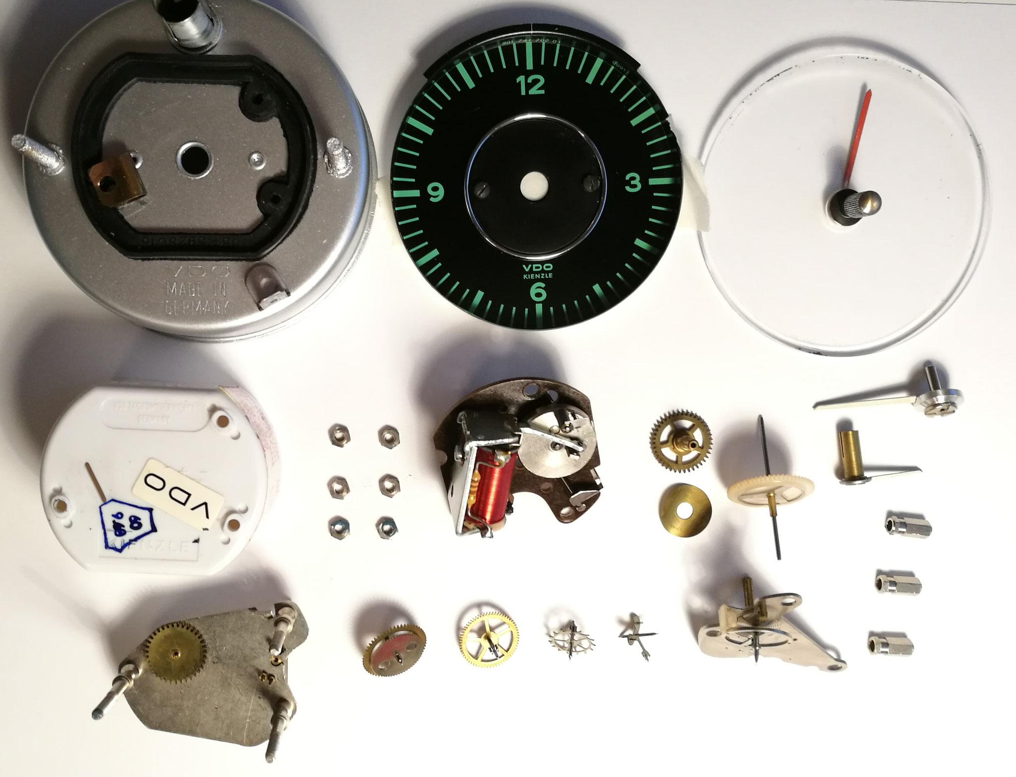 Porsche 912 901/911 Uhr