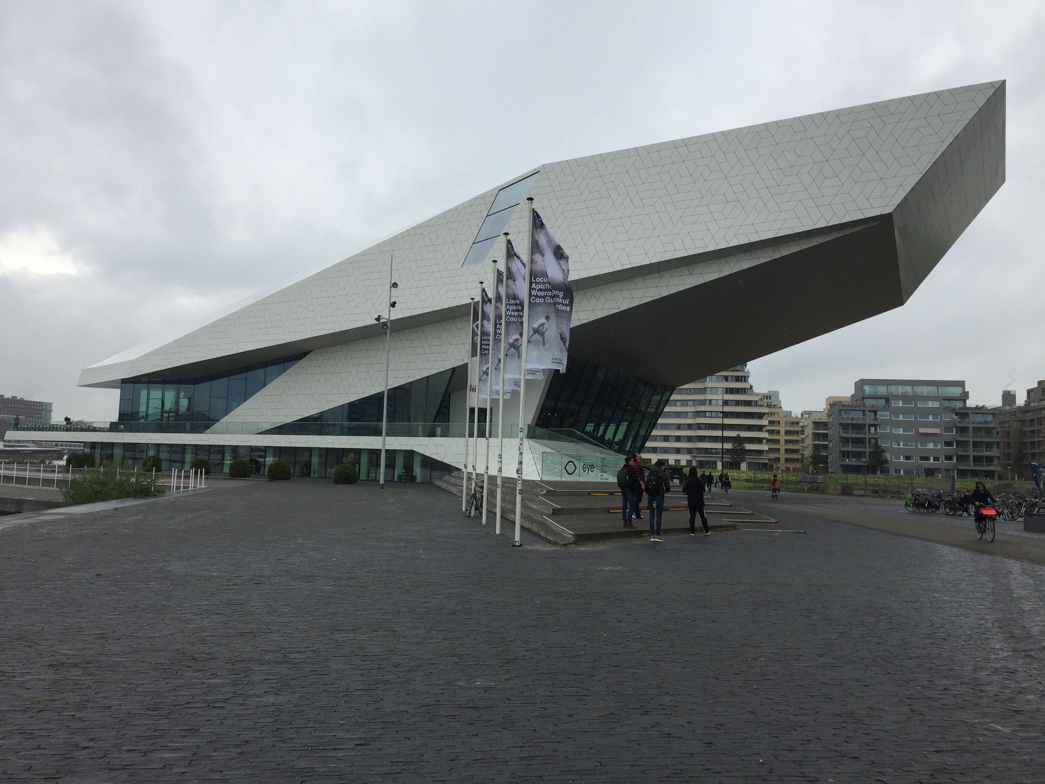 The Eye - das neue Filmmuseum