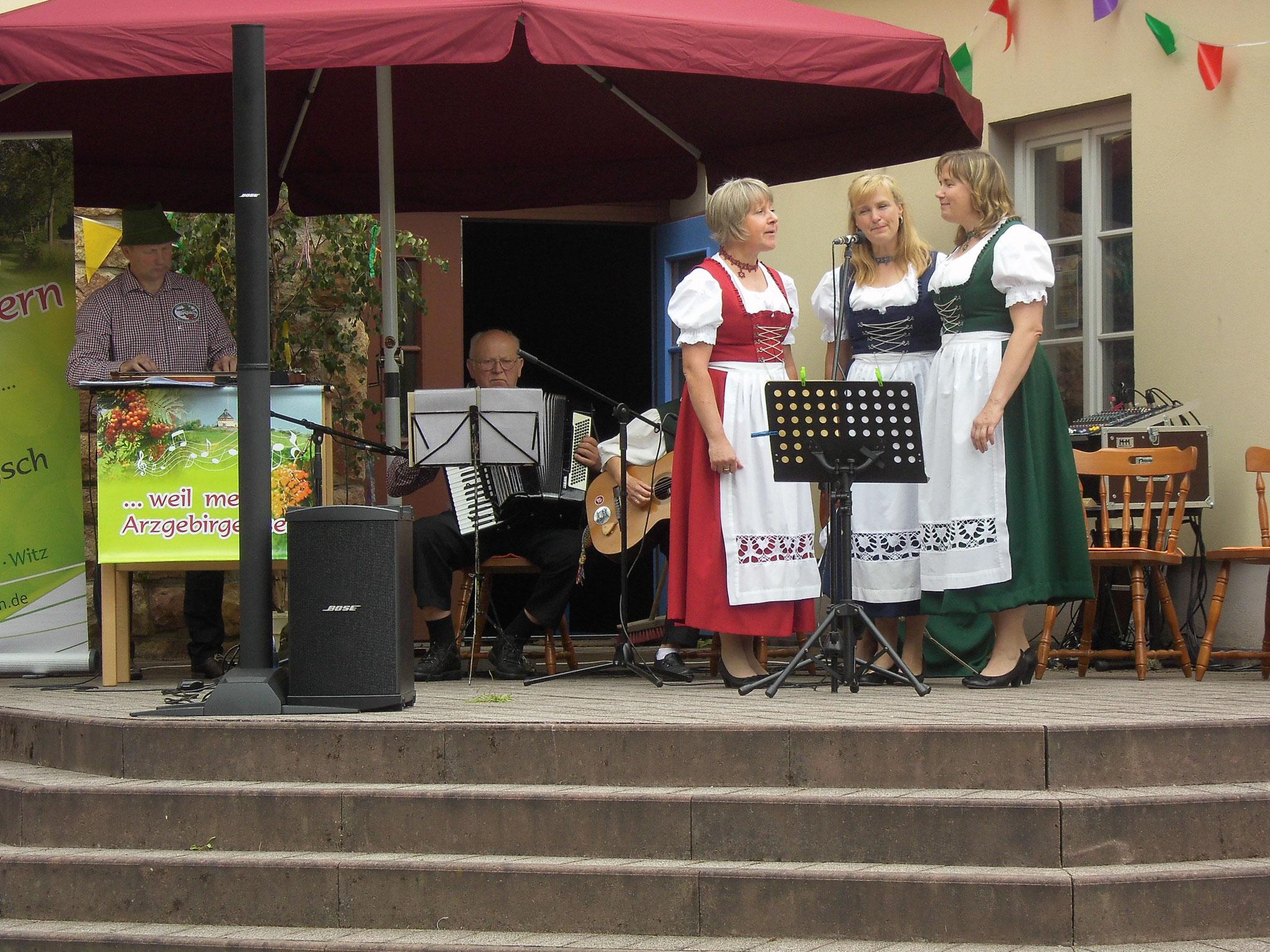 Kleinbahnfest in Kipsdorf/Altenberg
