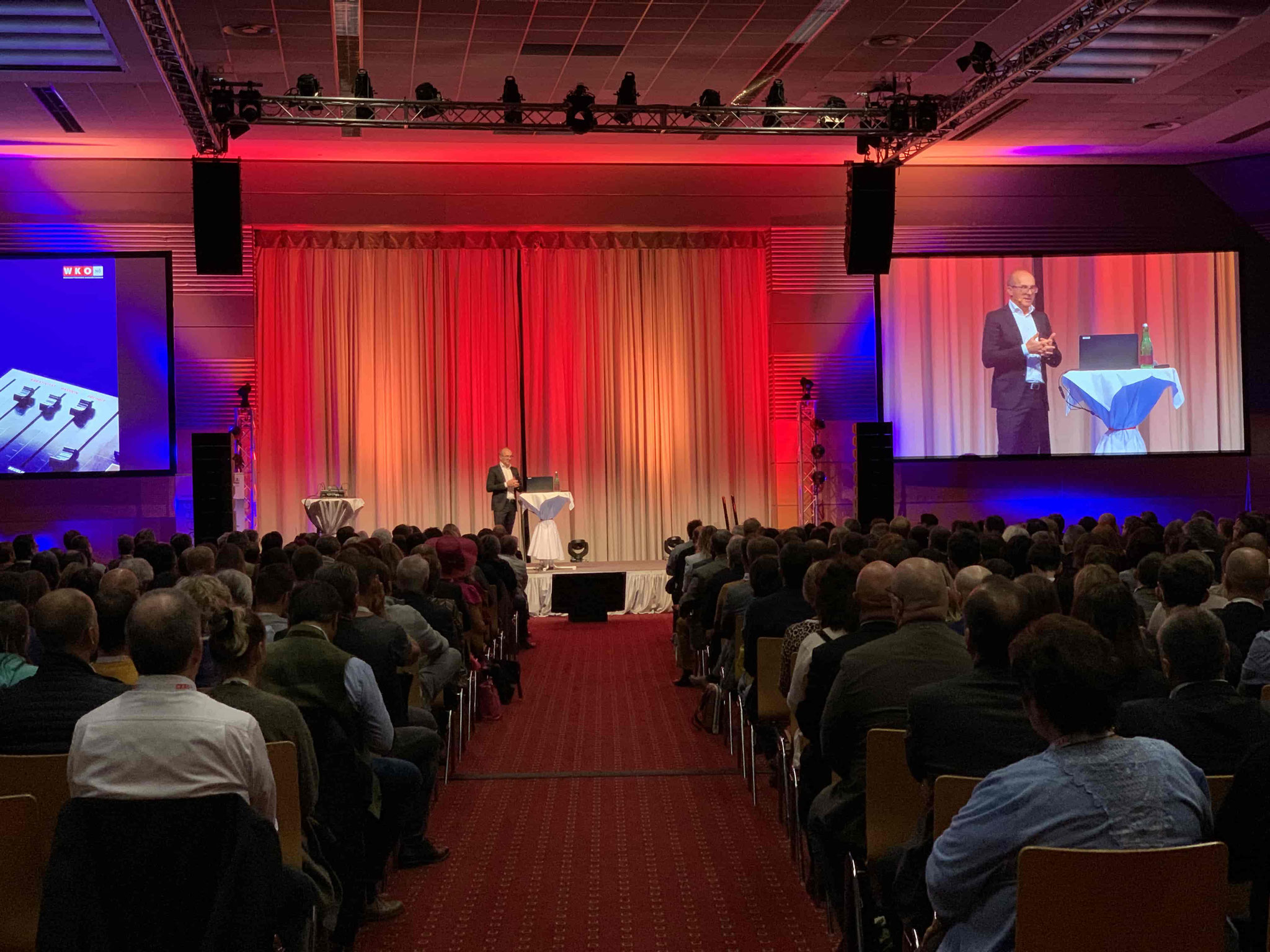 EPU Erfolgstag Eventpyramide Vösendorf