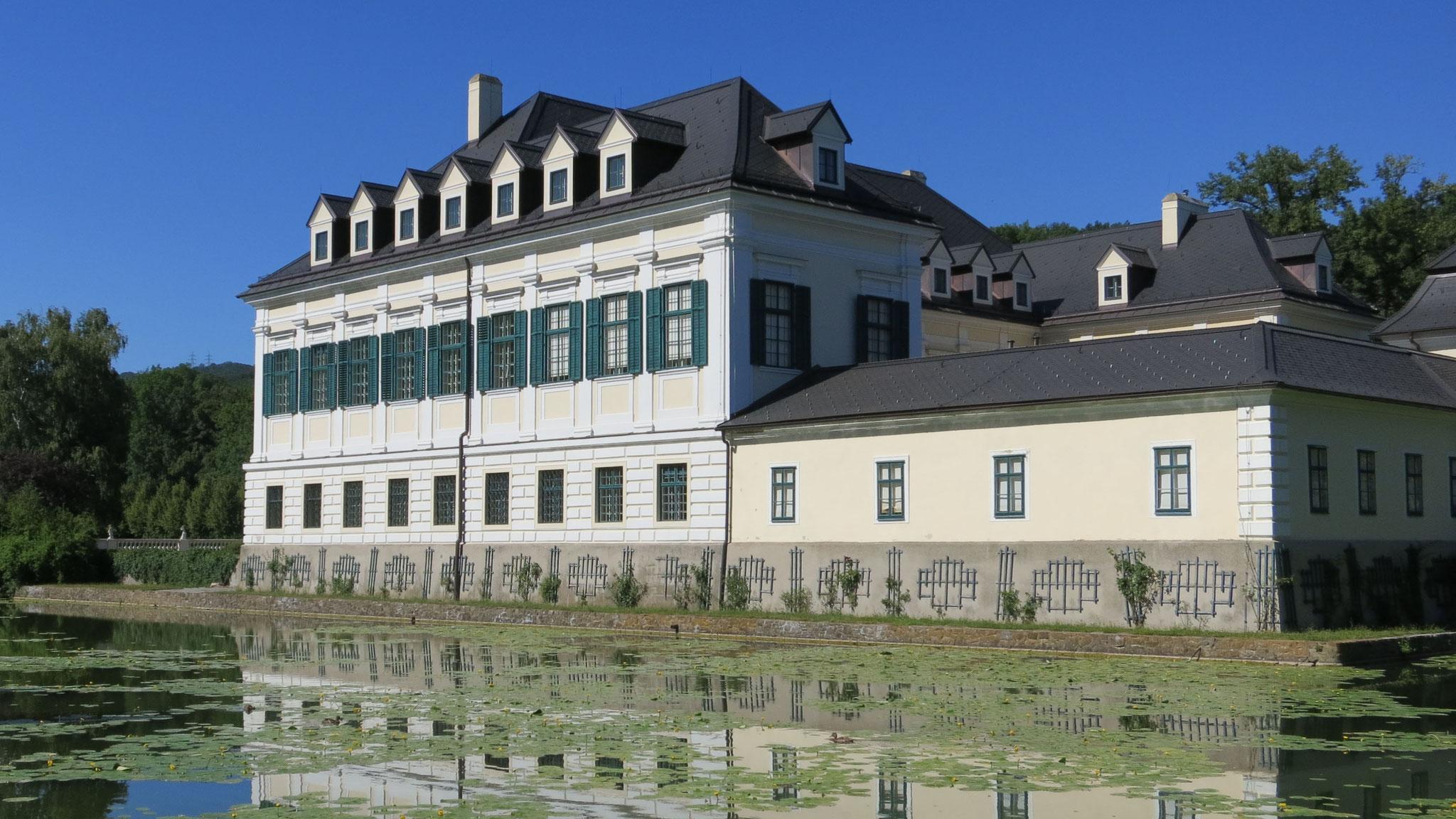 Unser Schulungszentrum im Schloss Laudon