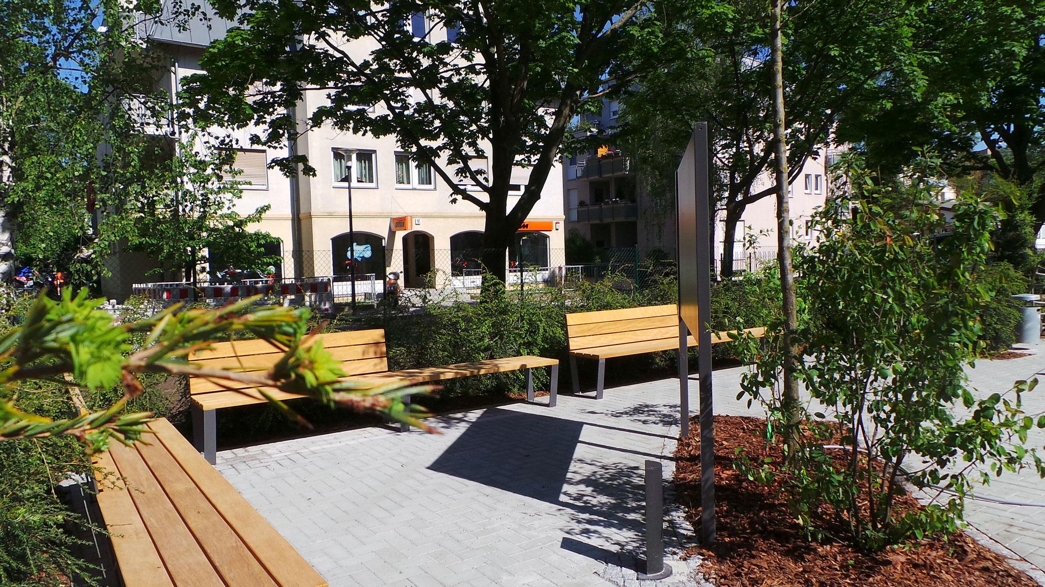 IBB Dresden   Hansel Garten- und Landschaftsbau GmbH
