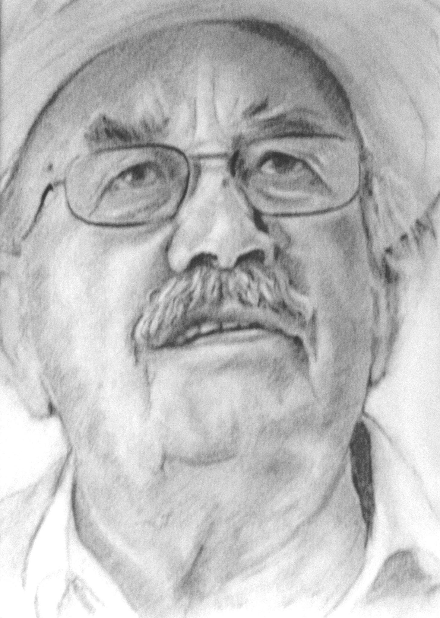 ART HFrei - Josef - Bleistift