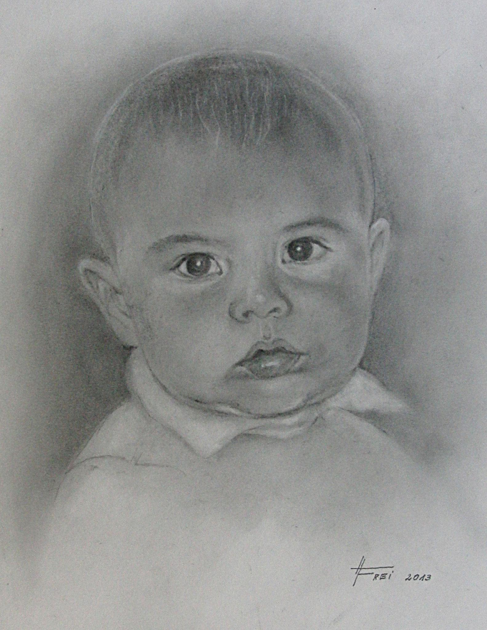 ART HFrei - Luca - Graphit-Pulver