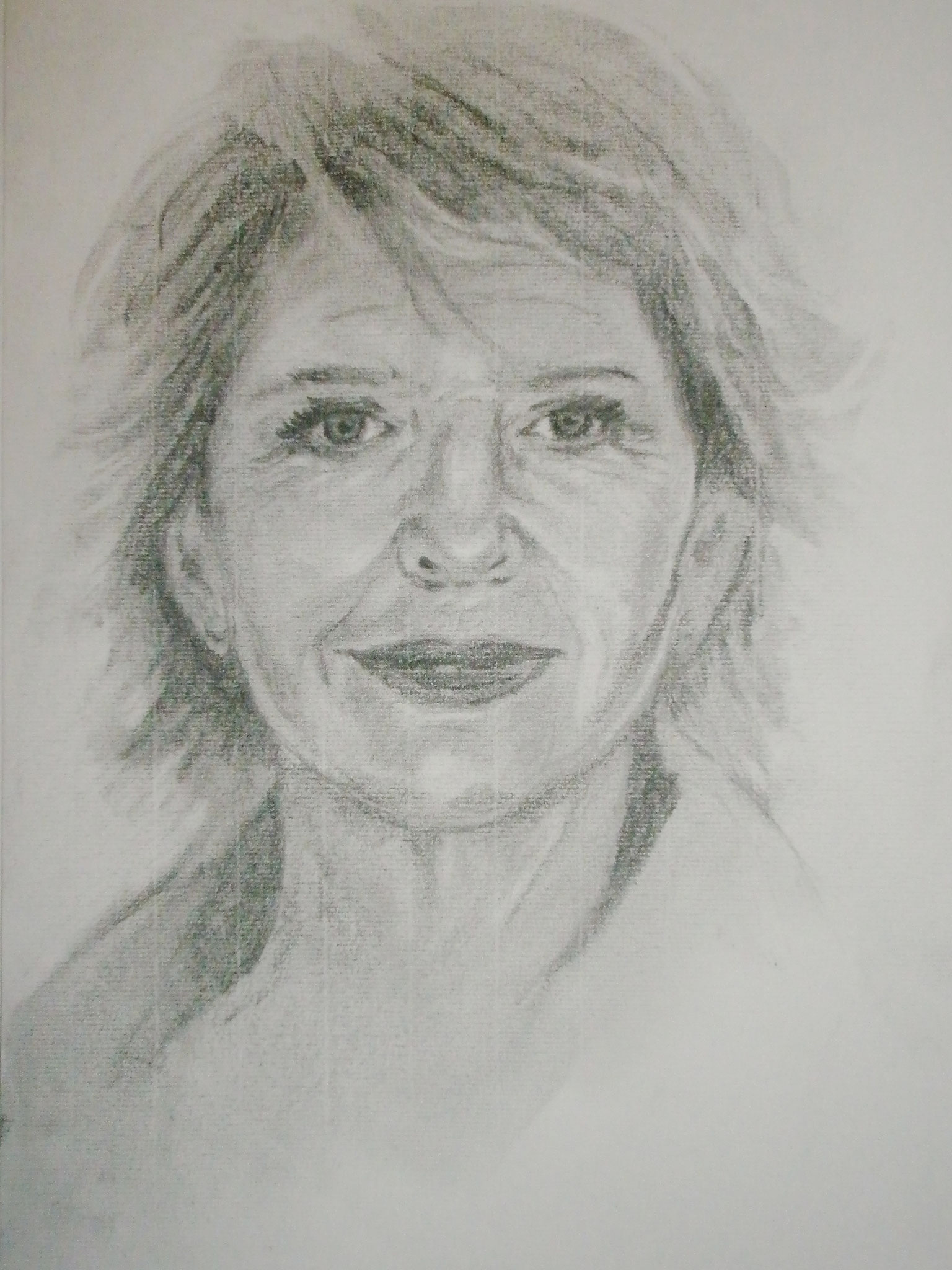 ART HFrei - Christiane Hörbiger - Bleistift