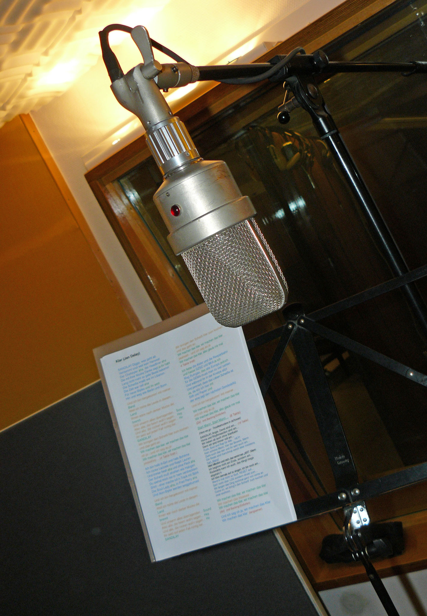 geballte Vocalpower bei den Troubleshooters