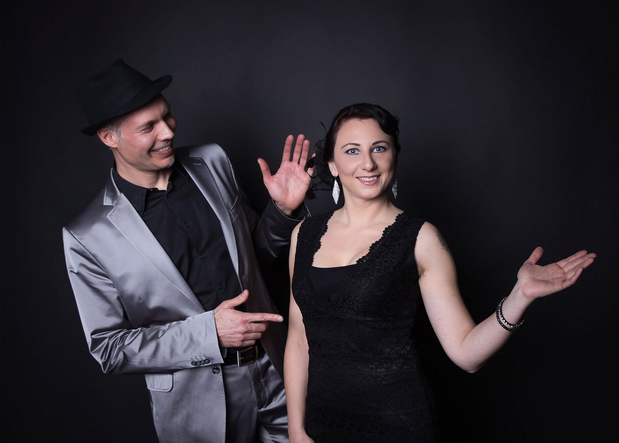 Marian & Mares Jazz - photo by Marudon Art