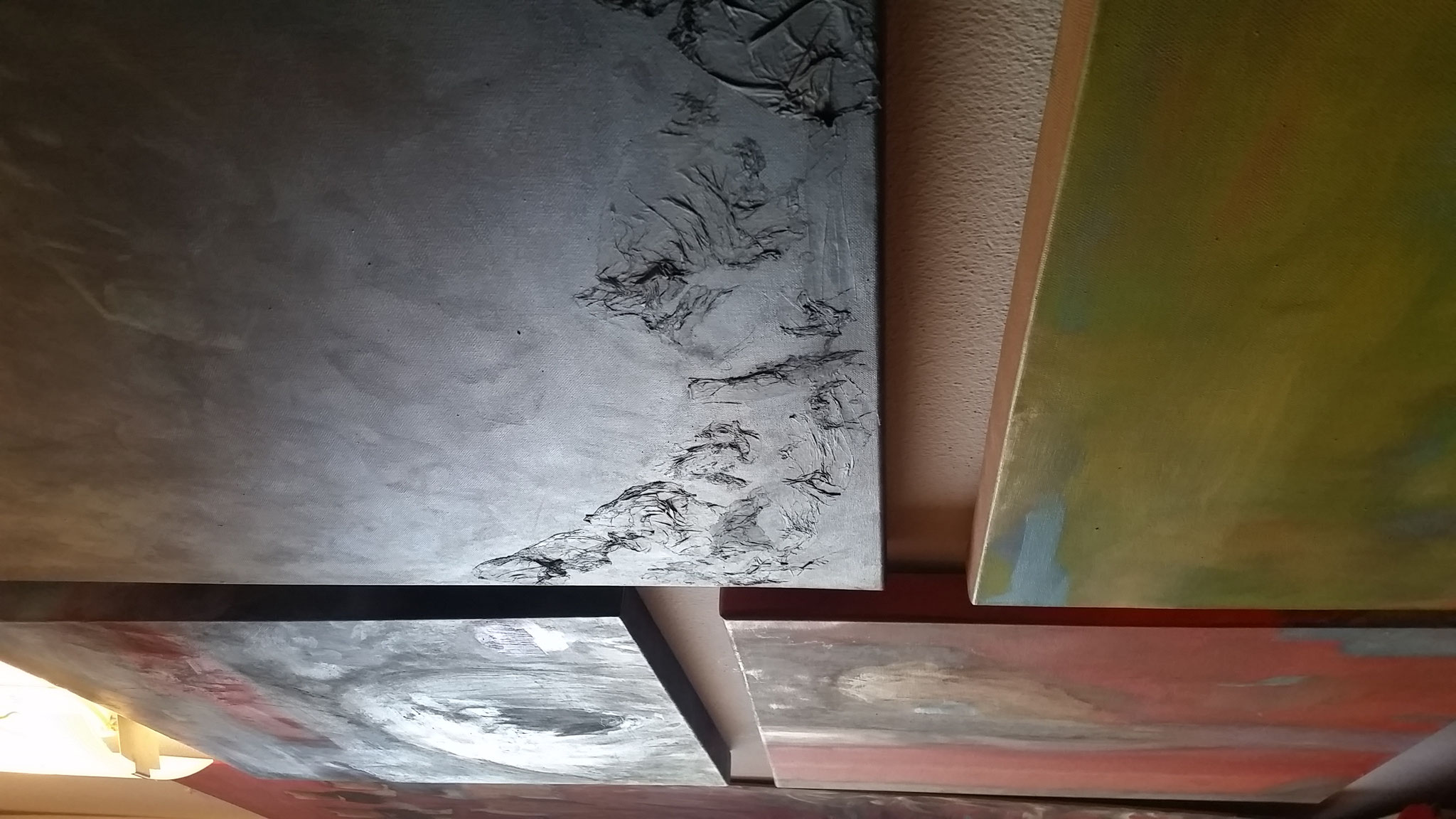 Treppen-Galerie 24, Maler Künstlerin Bozana